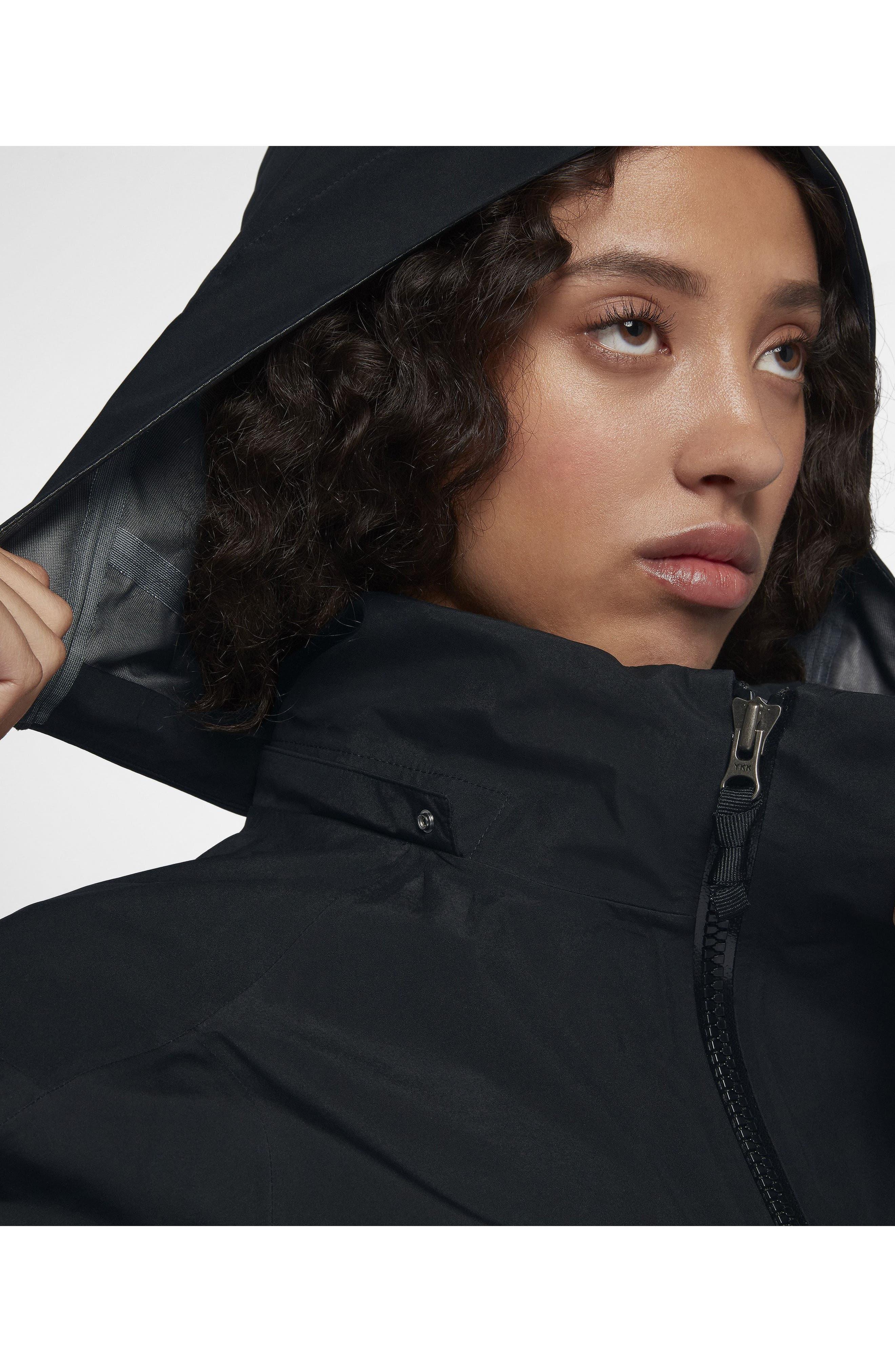 NikeLab ACG Gore-Tex<sup>®</sup> Women's Jacket,                             Alternate thumbnail 7, color,                             010
