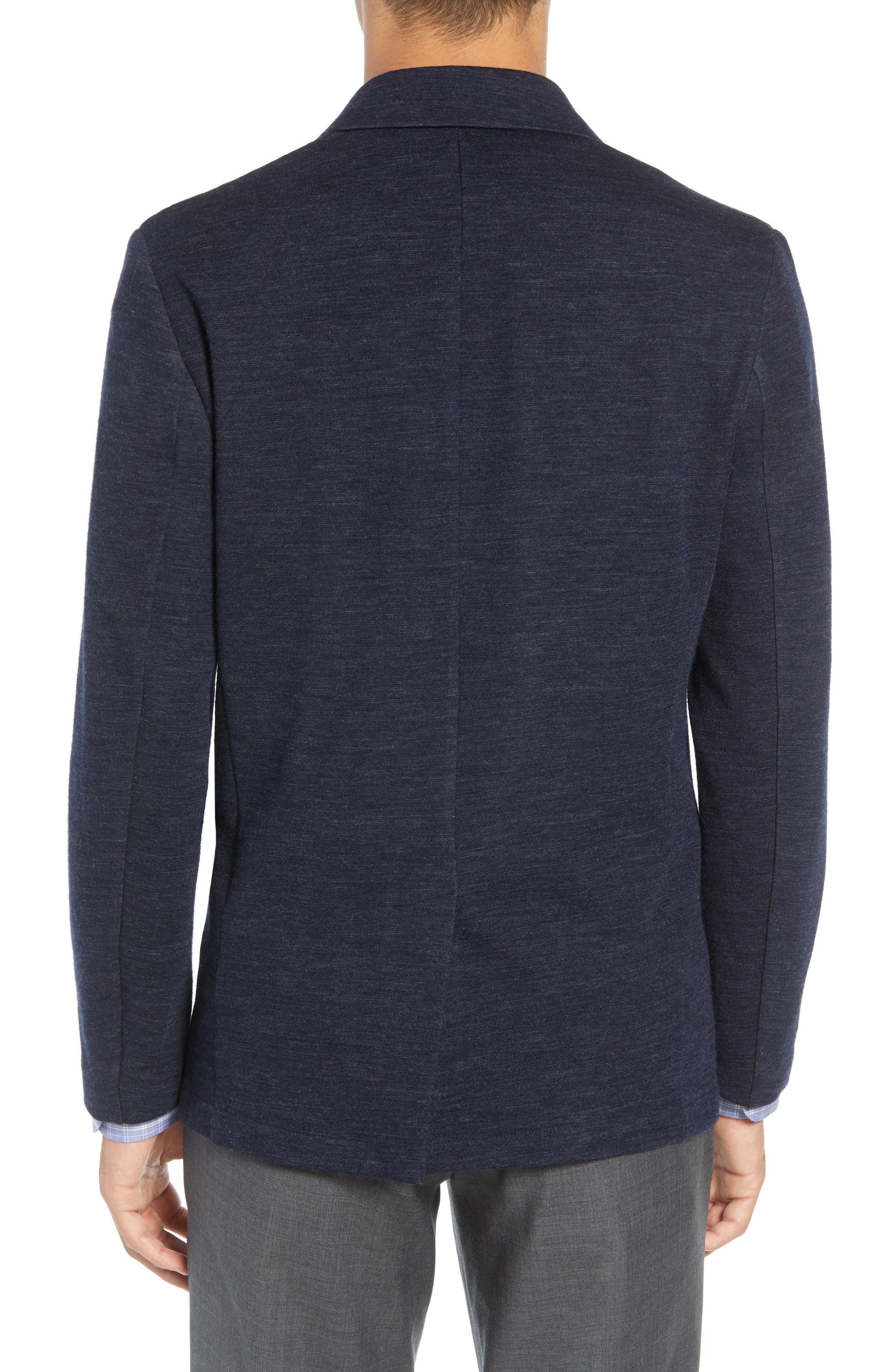 Granite Regular Fit Knit Sport Coat,                             Alternate thumbnail 2, color,                             410