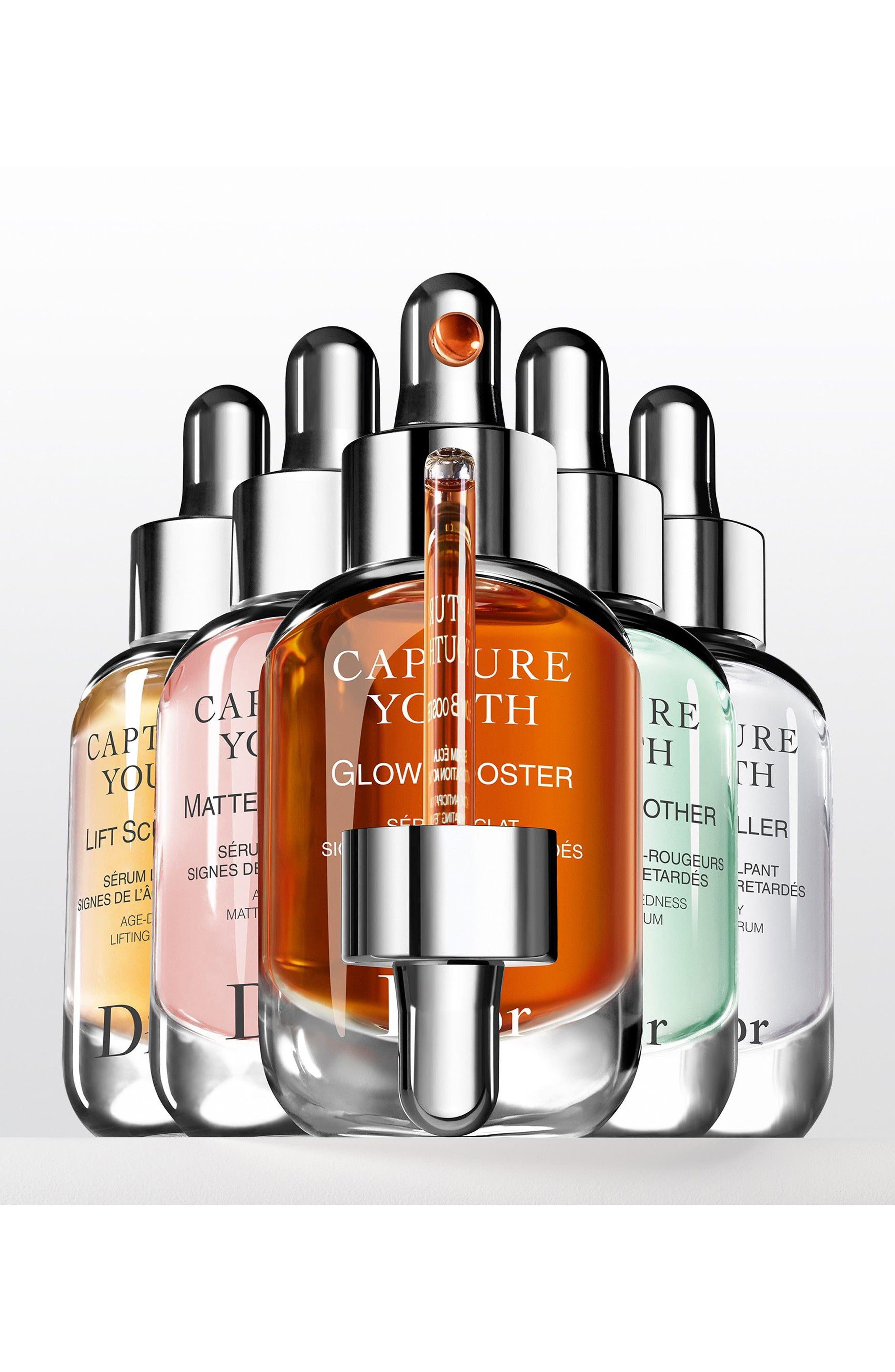 Capture Youth Glow Booster Age-Delay Illuminating Serum,                             Alternate thumbnail 4, color,                             NO COLOR