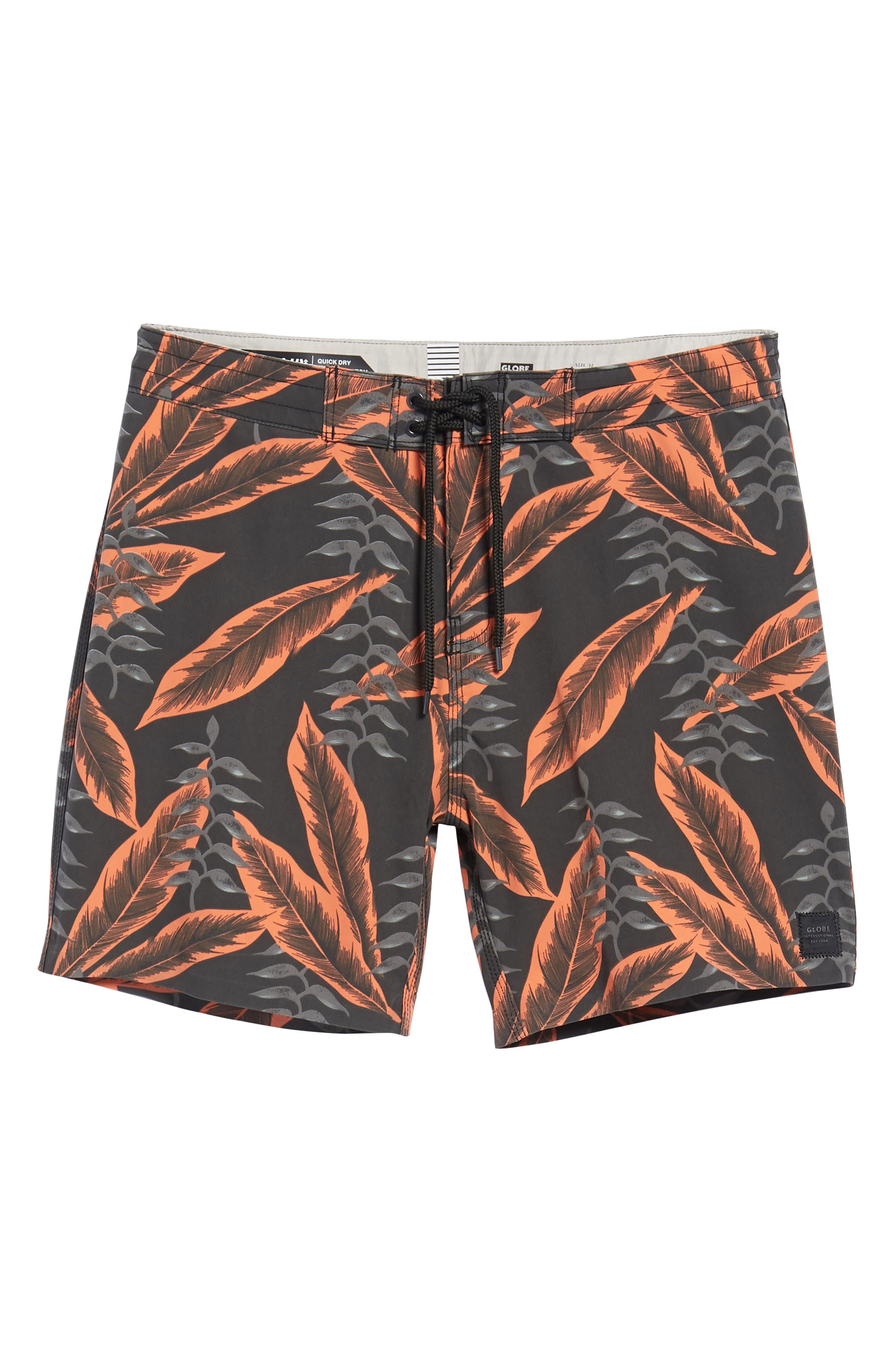 Shangri-La 3.0 Board Shorts,                             Alternate thumbnail 6, color,                             001