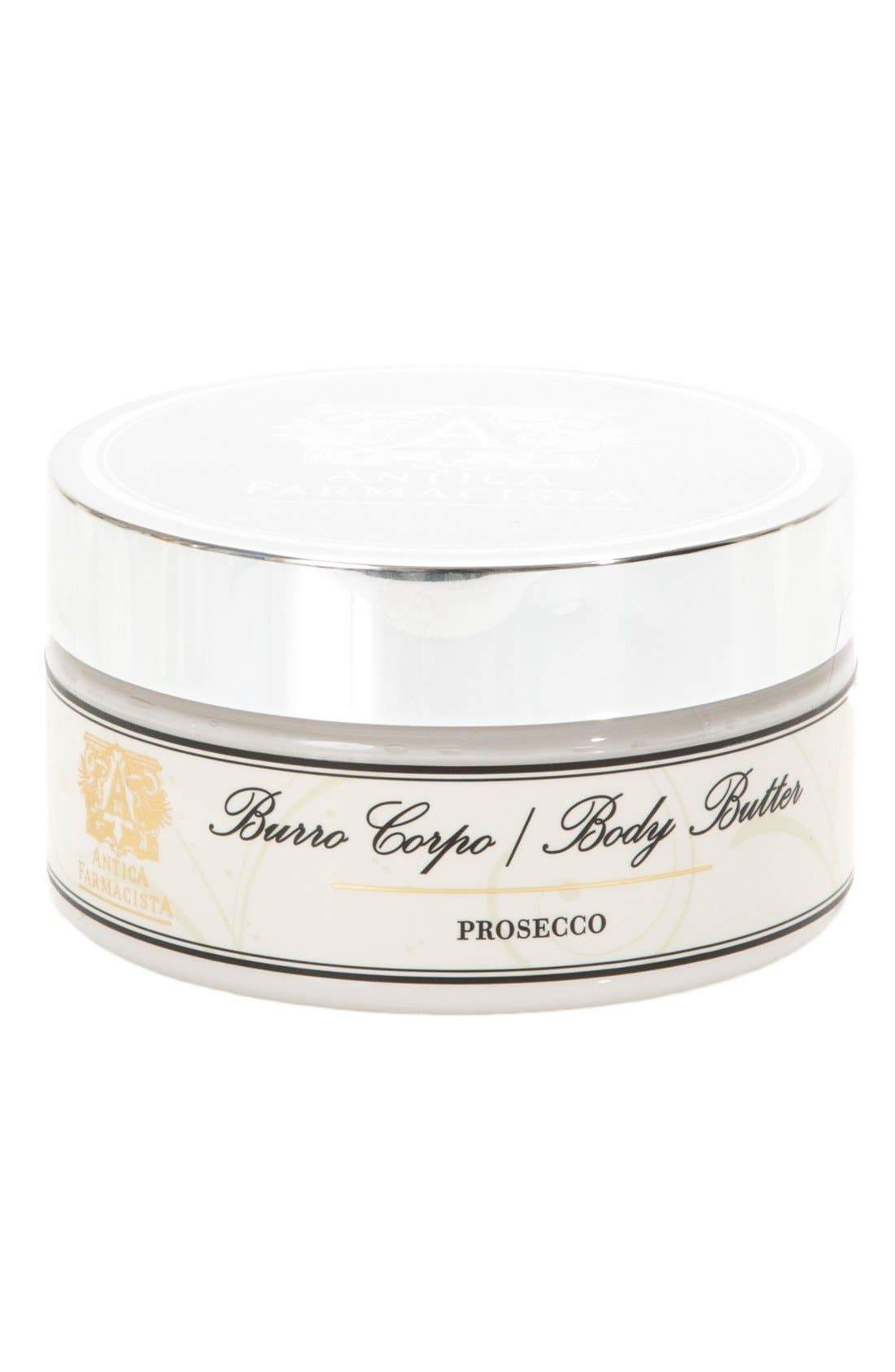 ANTICA FARMACISTA,                             'Prosecco' Body Butter,                             Main thumbnail 1, color,                             000