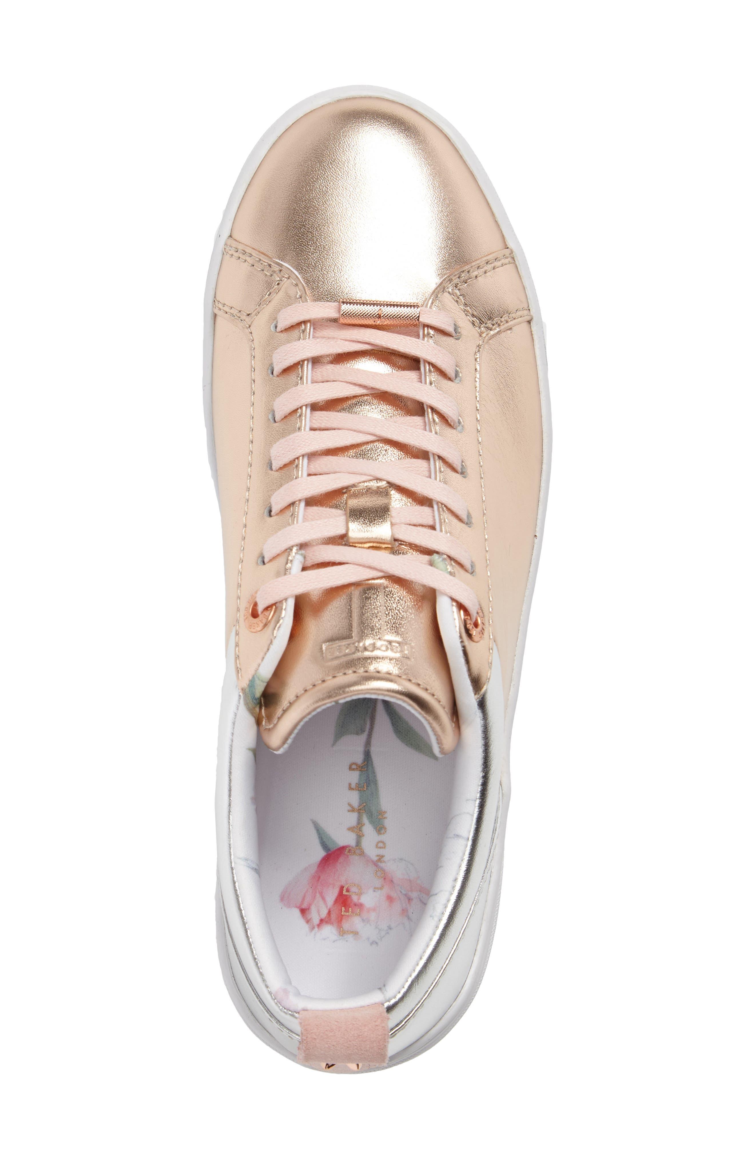 Kulei Lace-Up Sneaker,                             Alternate thumbnail 9, color,