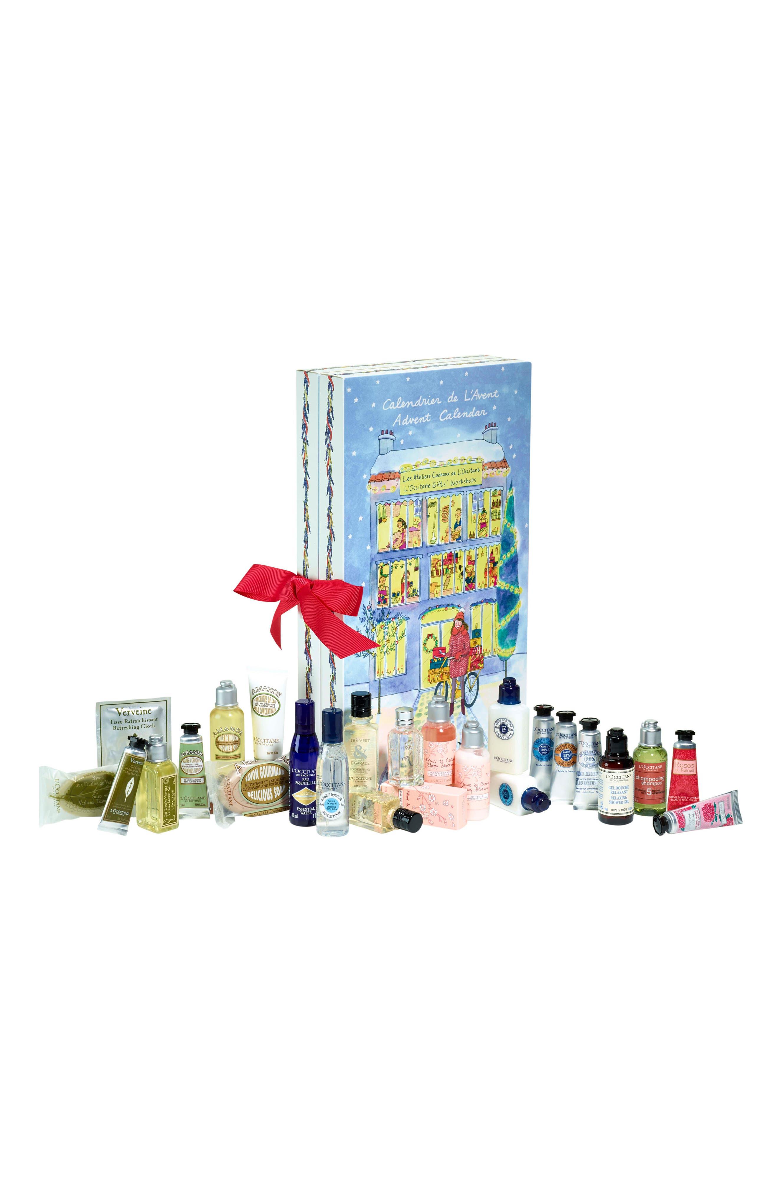 L'OCCITANE Advent Calendar, Main, color, 000