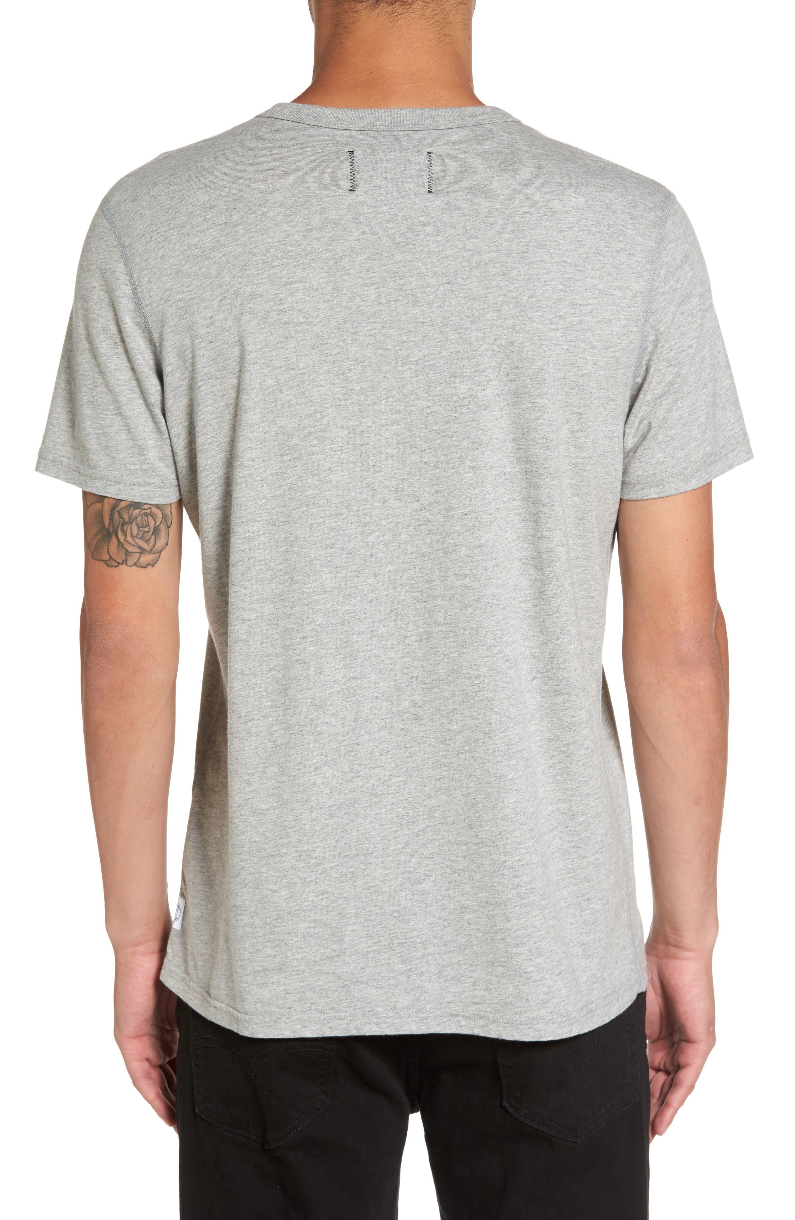 'Gym Logo' Graphic T-Shirt,                             Alternate thumbnail 2, color,                             037
