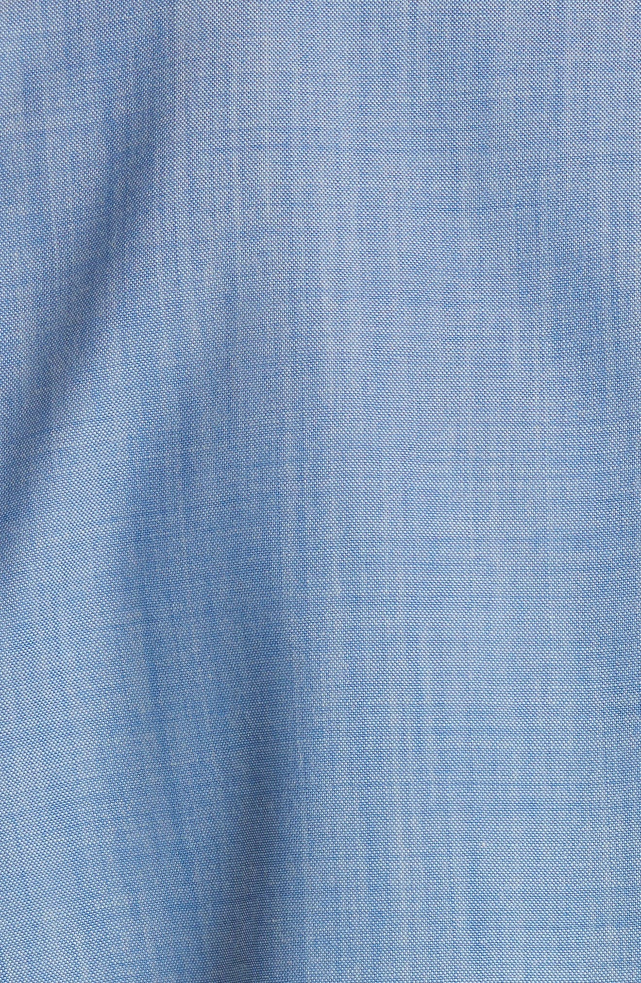 Side Cutout Wool Jacket,                             Alternate thumbnail 6, color,                             450