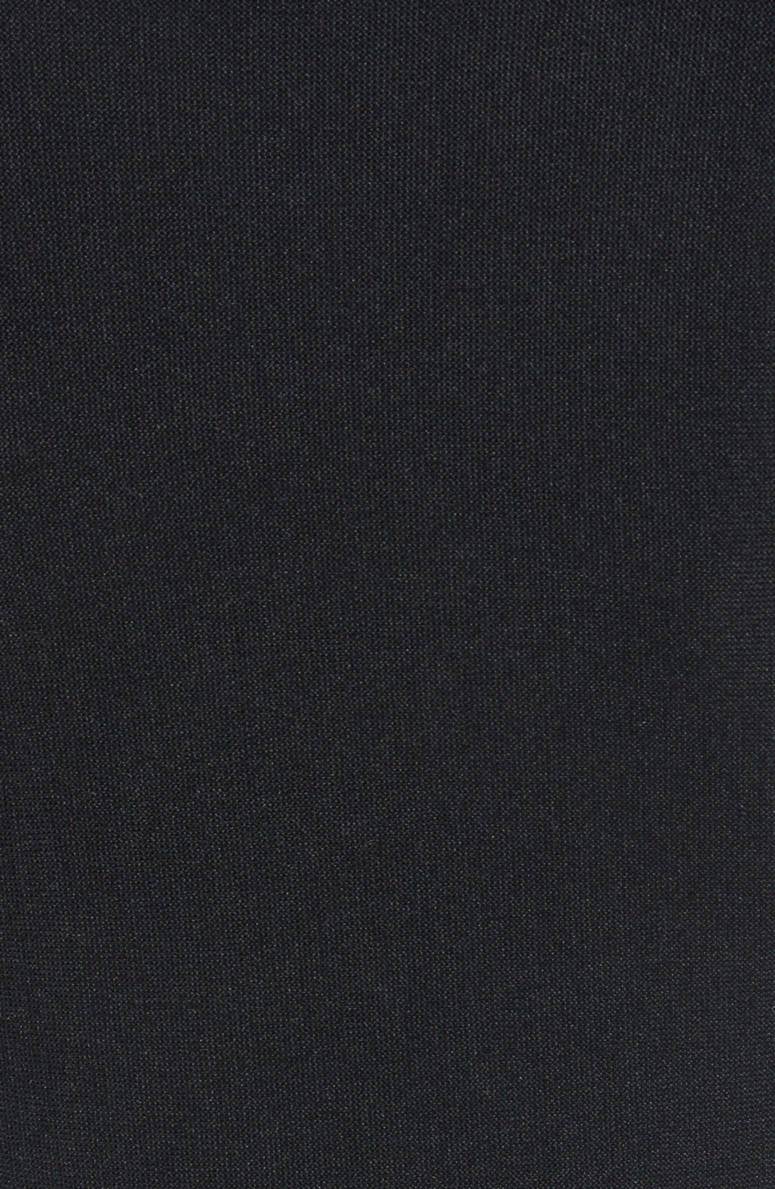One-Shoulder Ruffle Dress,                             Alternate thumbnail 5, color,