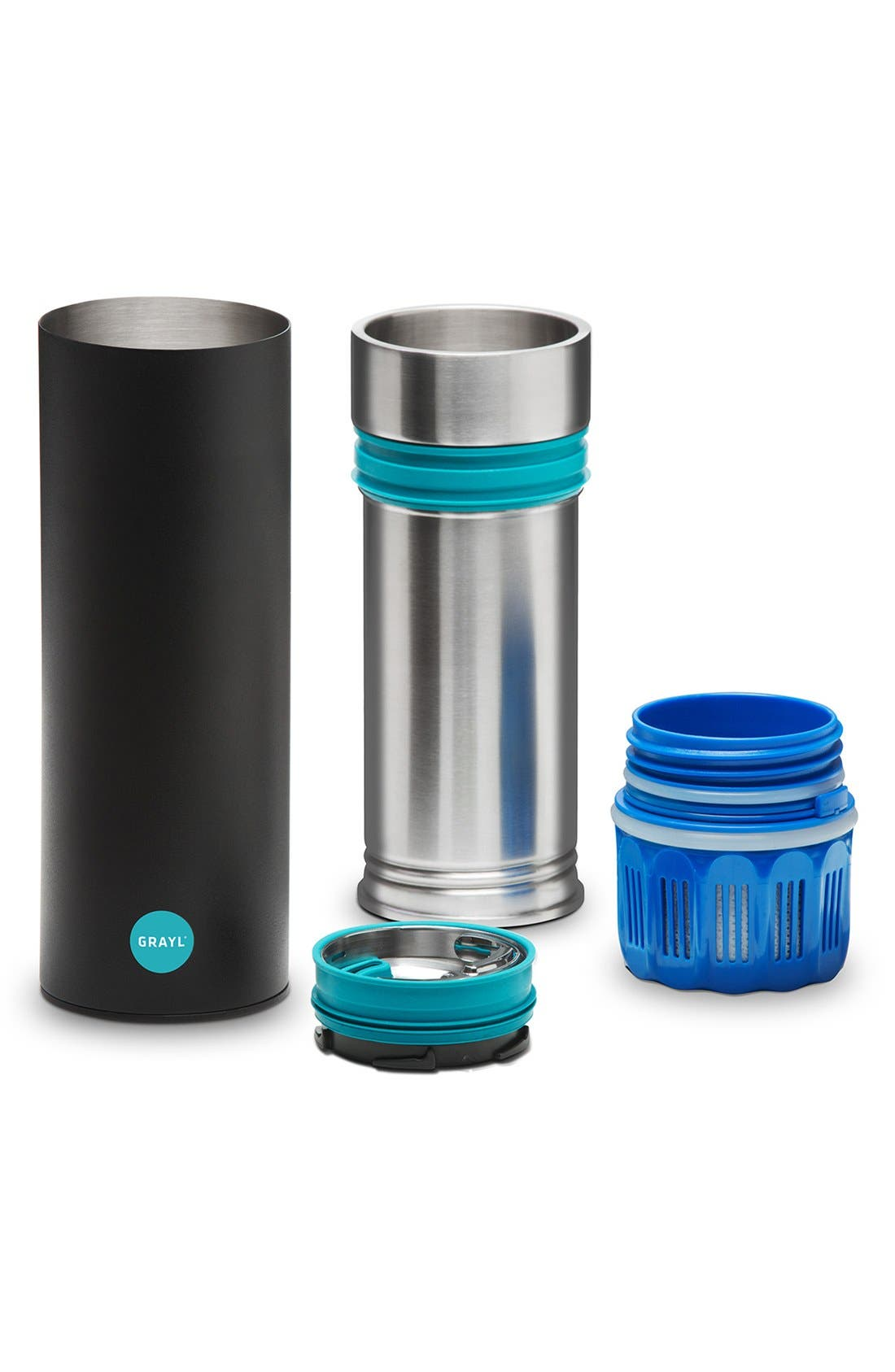 'Legend' Tap Water Filtration Cup,                             Main thumbnail 1, color,                             001
