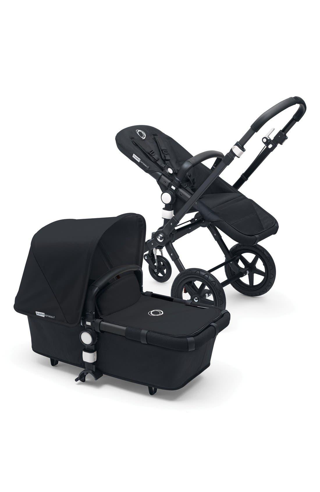 Cameleon³ Complete Stroller,                             Main thumbnail 1, color,                             BLACK