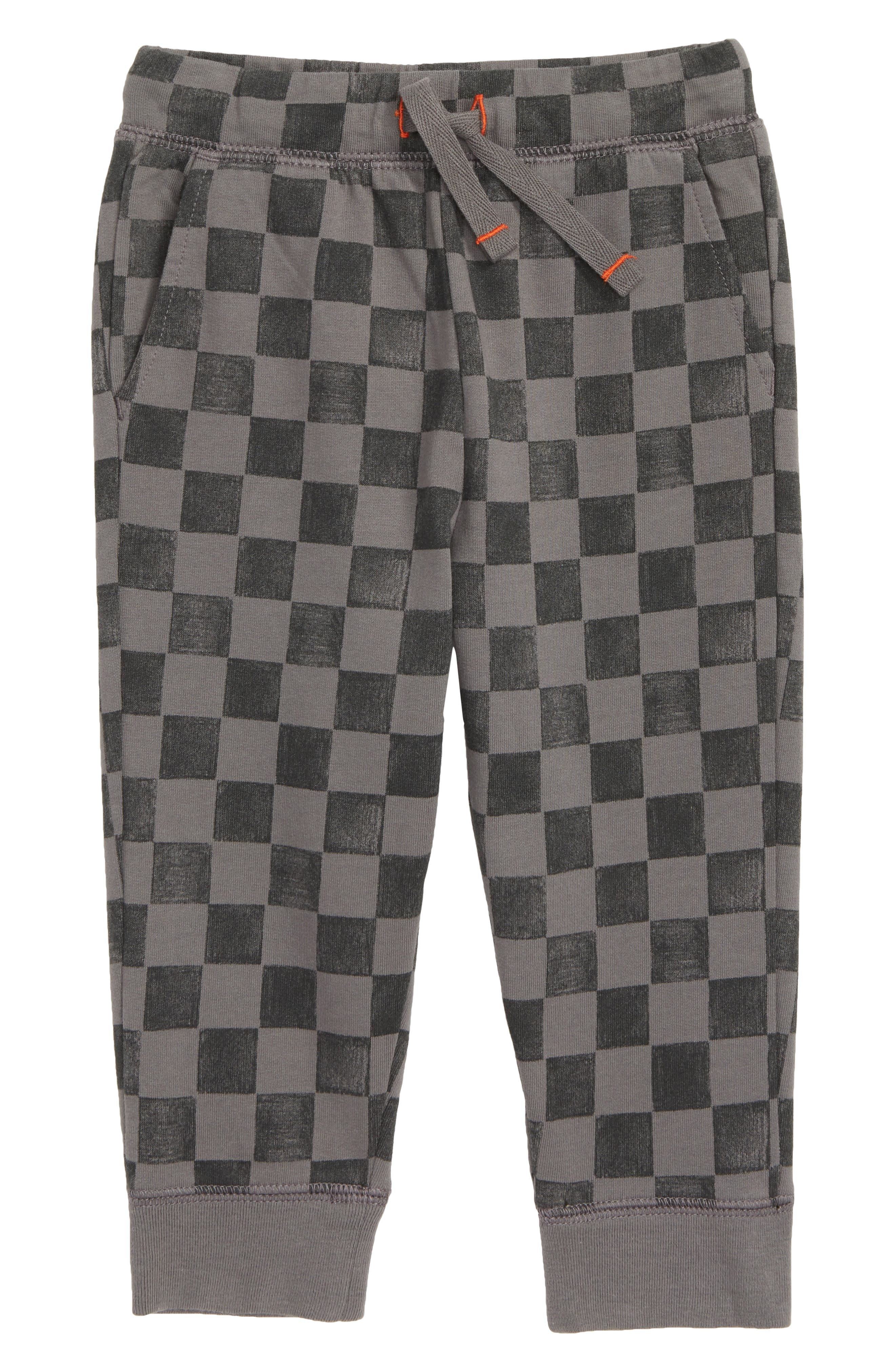 Checkerboard Pants,                         Main,                         color, 099