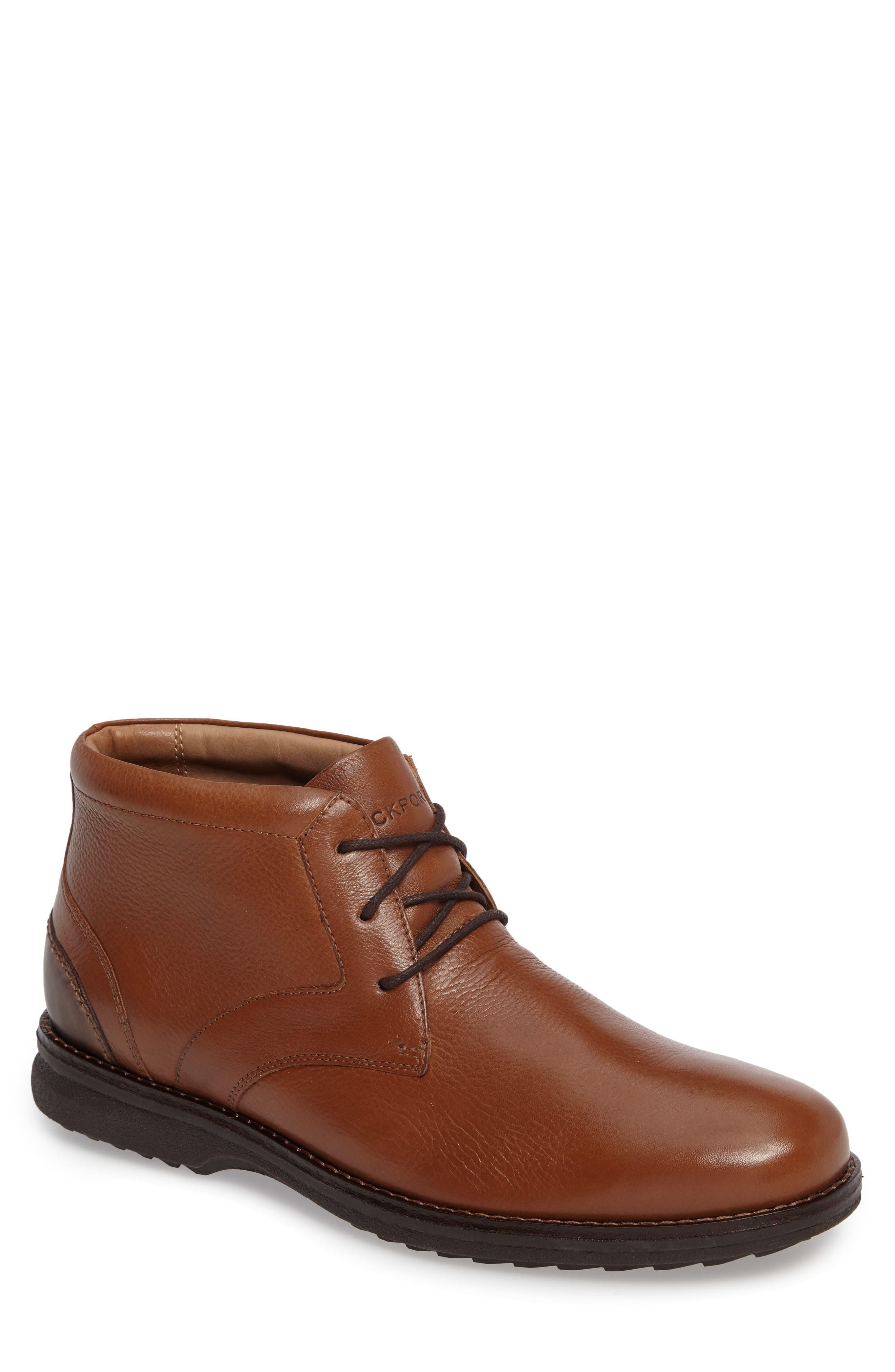 Premium Class Chukka Boot,                             Main thumbnail 2, color,