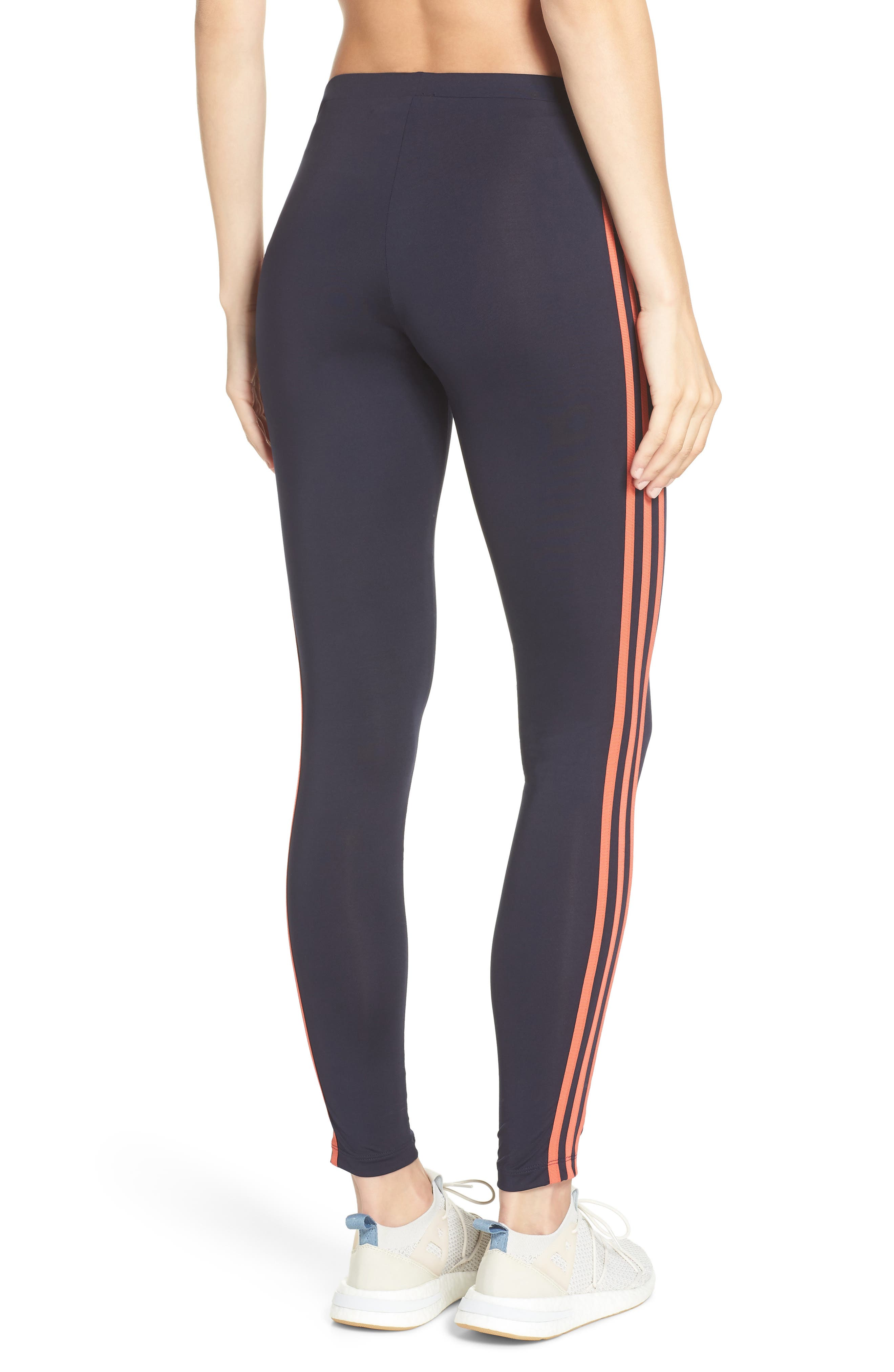 ADIDAS,                             Active Icons Tights,                             Alternate thumbnail 2, color,                             408