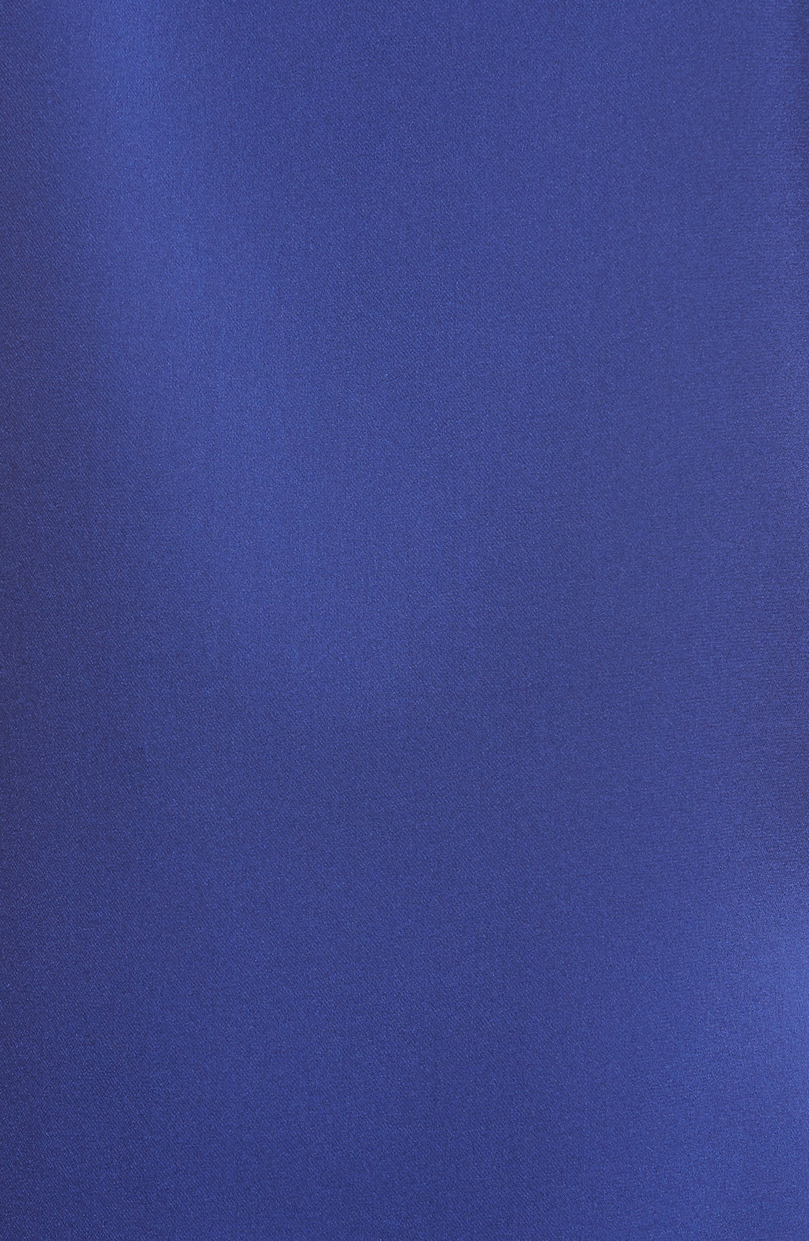 Removable Tie Stretch Silk Satin Georgette Blouse,                             Alternate thumbnail 6, color,