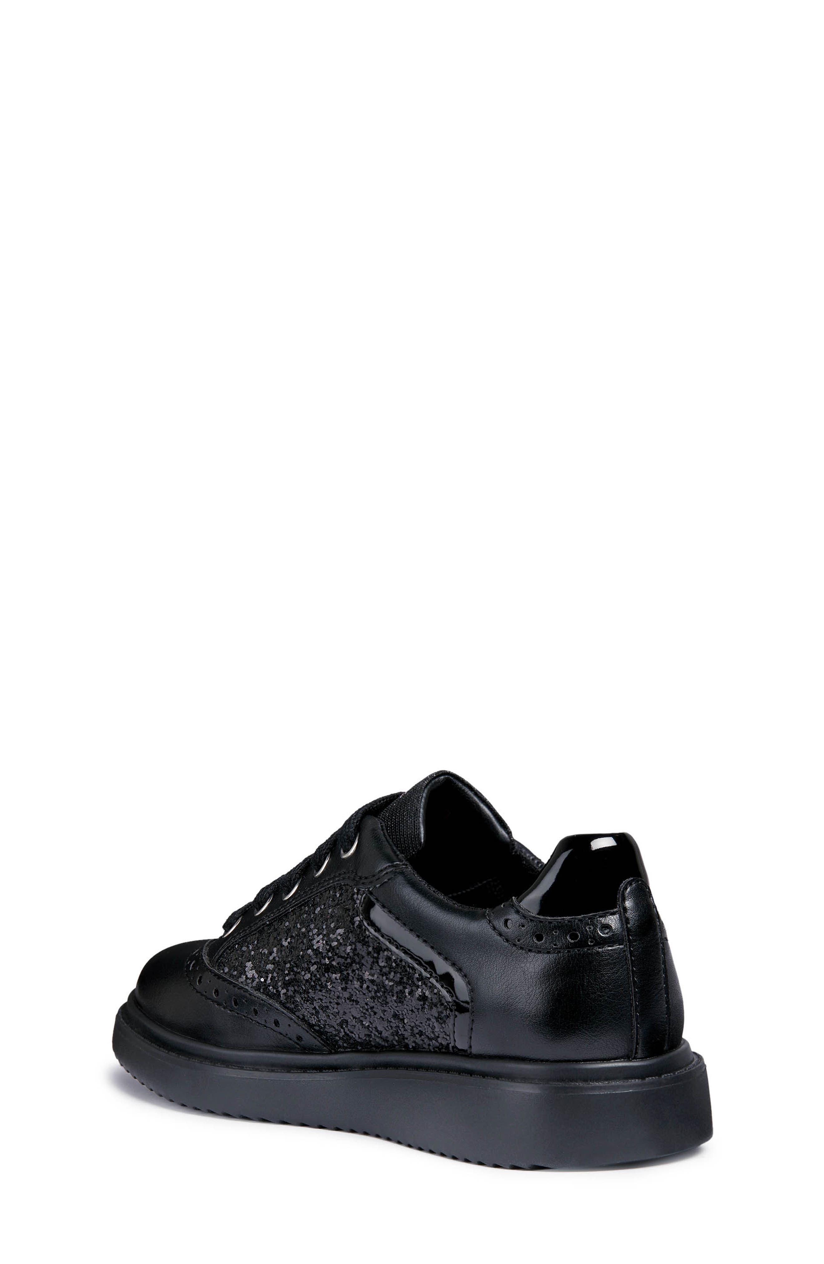 Thymar Sequin Sneaker,                             Alternate thumbnail 2, color,                             BLACK