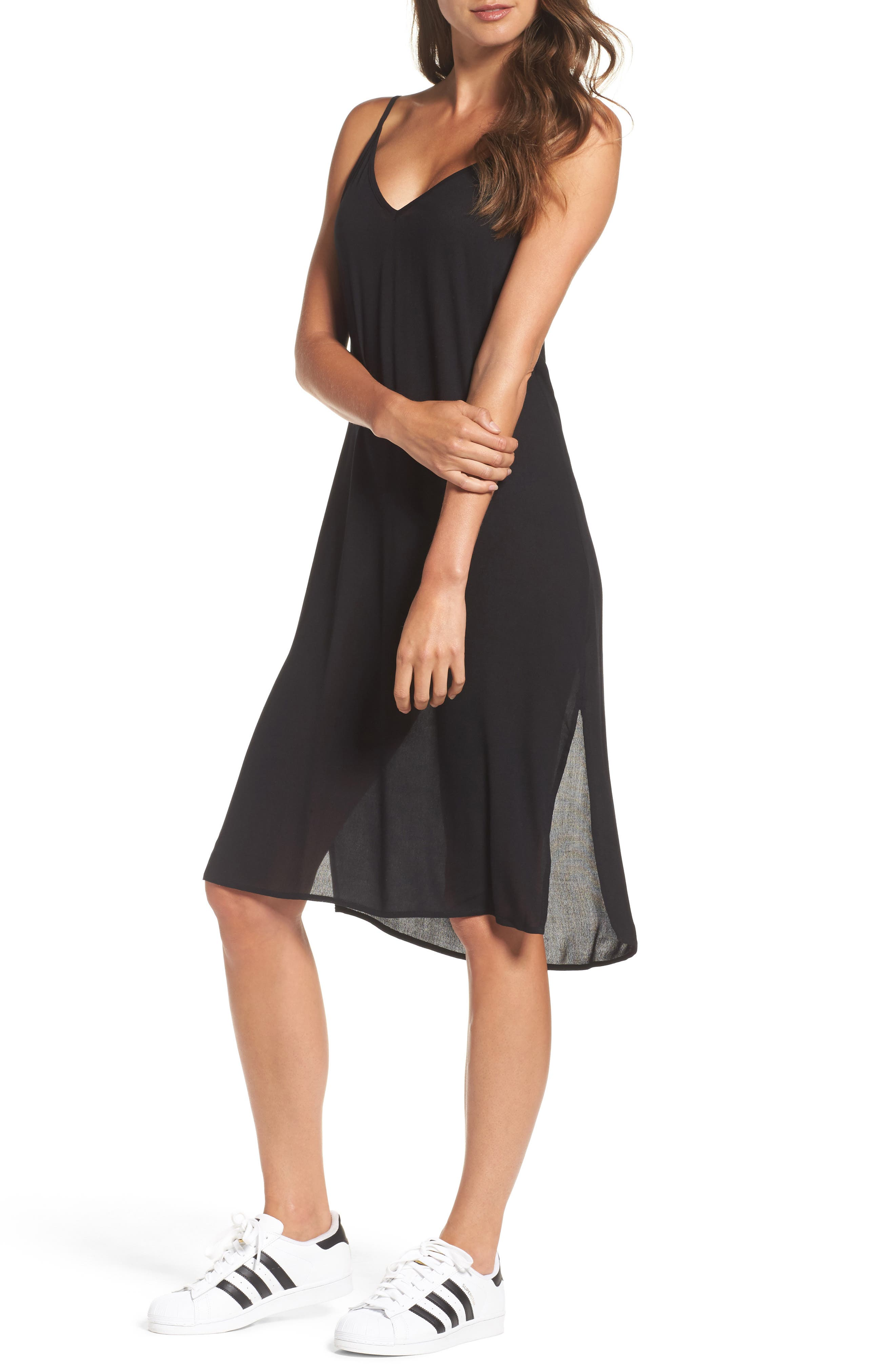 About A Girl Slipdress,                             Alternate thumbnail 5, color,                             003