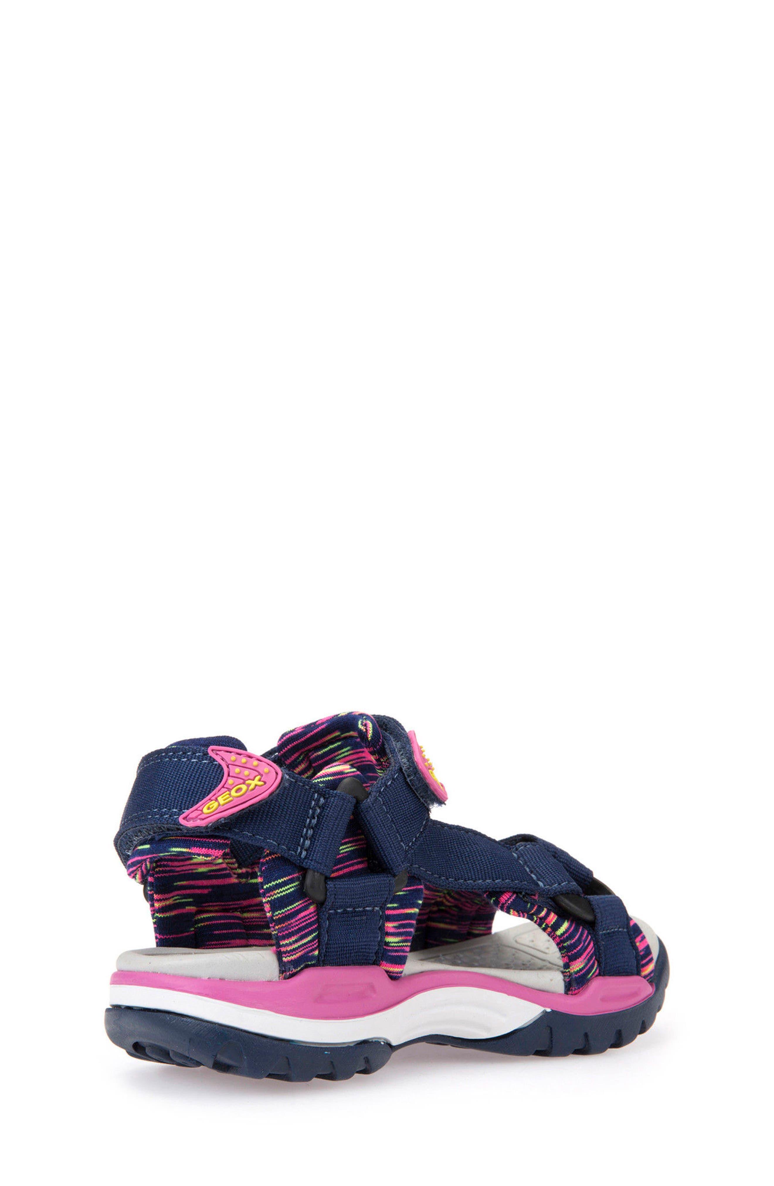 GEOX,                             Borealis Sandal,                             Alternate thumbnail 2, color,                             414