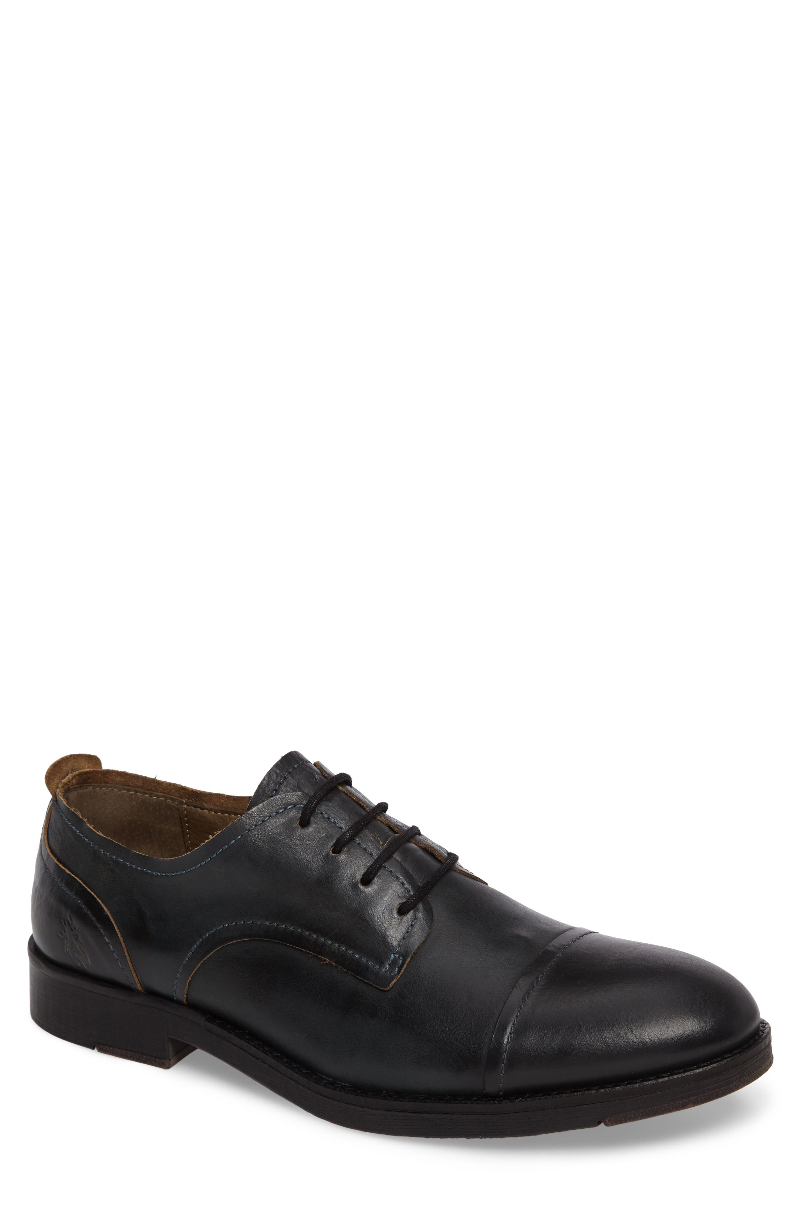 Home Fly Cap Toe Derby,                             Main thumbnail 2, color,