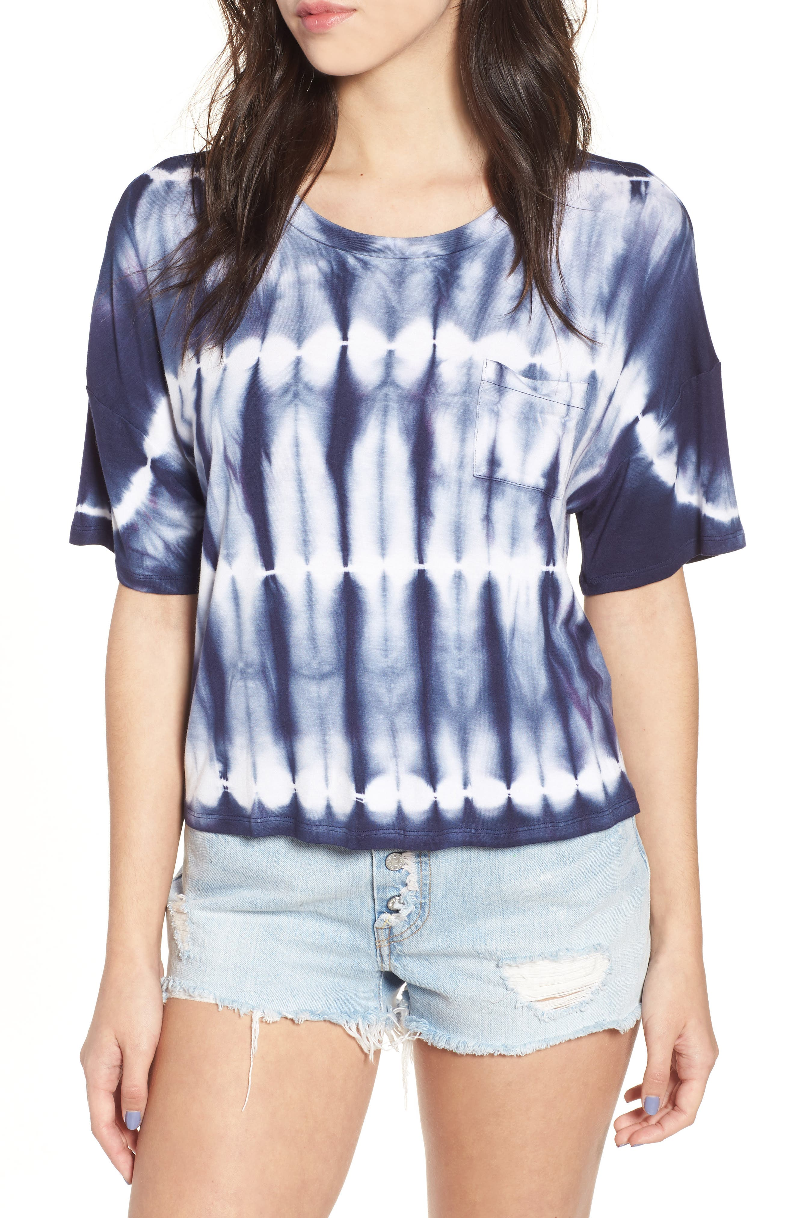 Tie Dye Tee,                         Main,                         color,