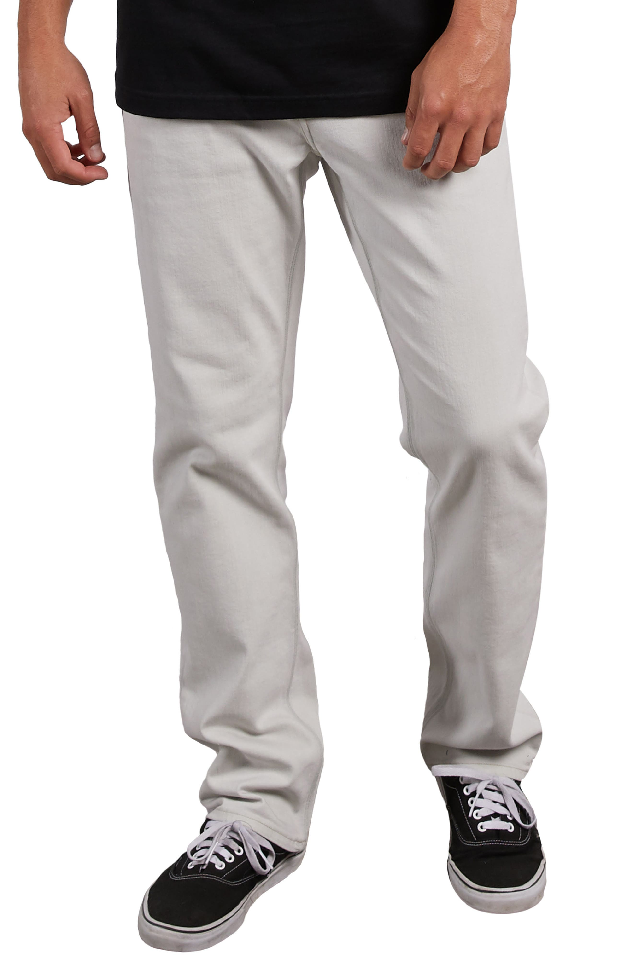 Solver Denim Pants,                         Main,                         color, DIRTY WHITE