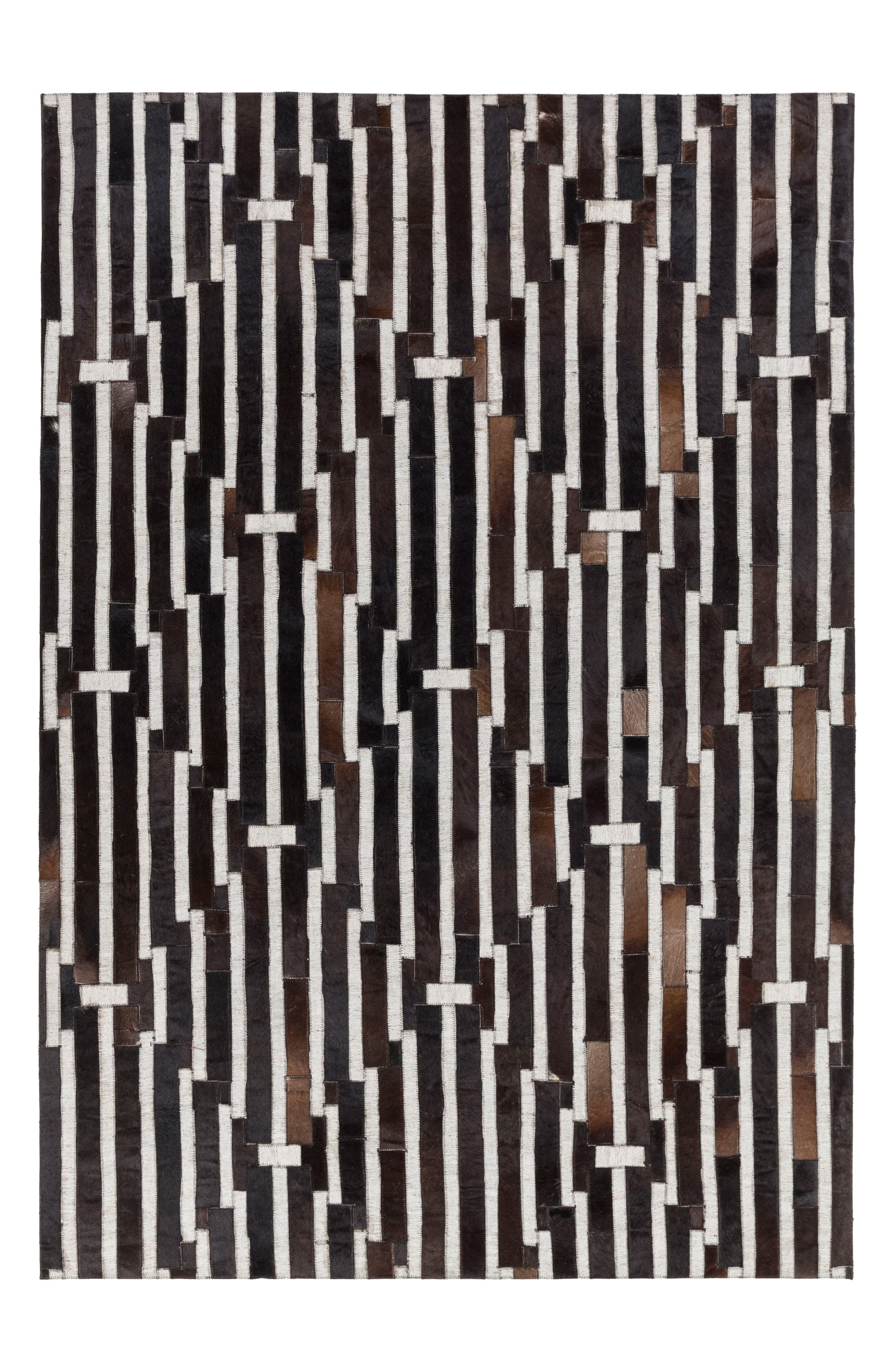 Medora Gate Hand Stitched Rug,                             Main thumbnail 1, color,                             001