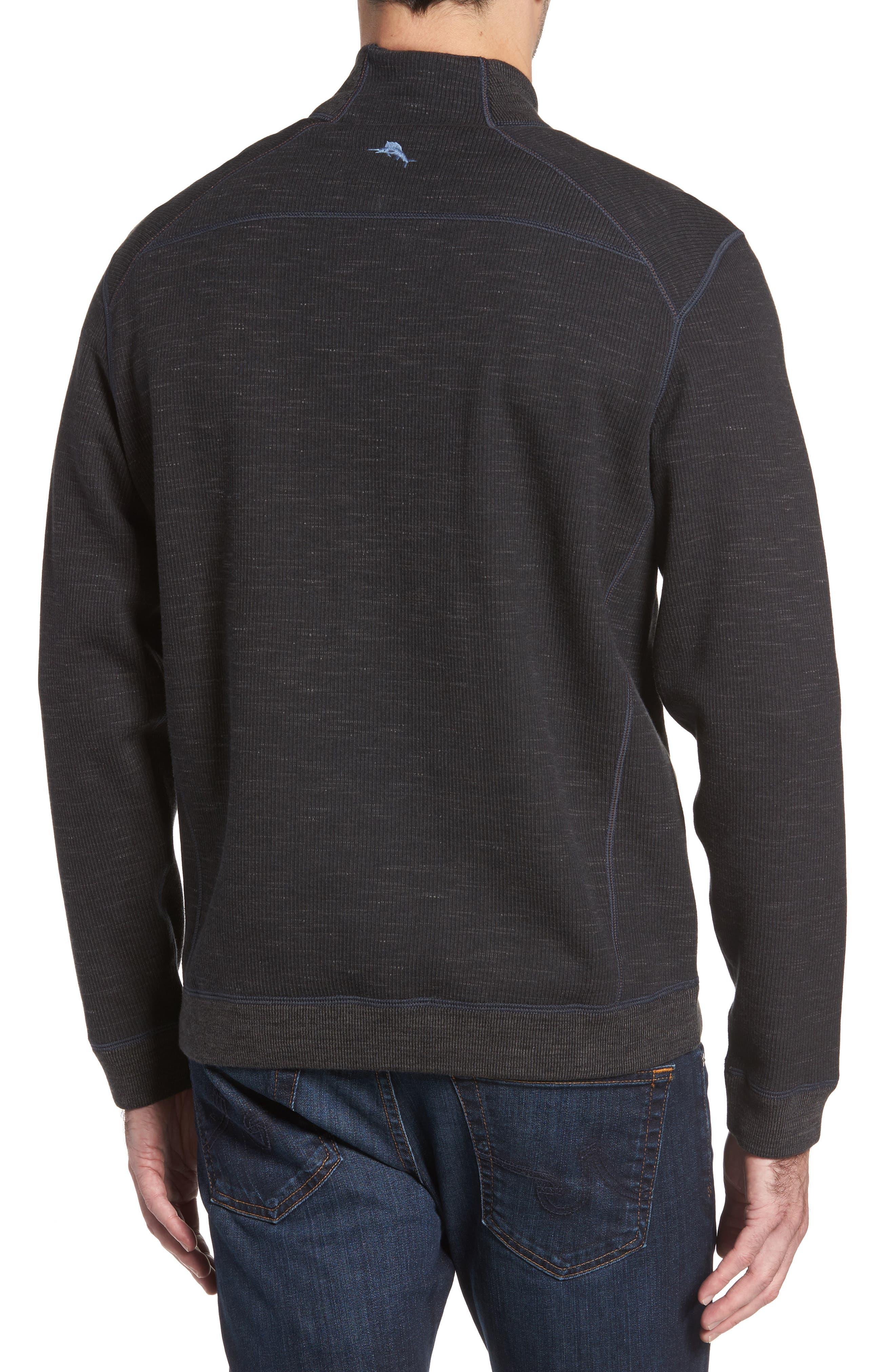Flipsider Half Zip Reversible Sweatshirt,                             Alternate thumbnail 2, color,                             003
