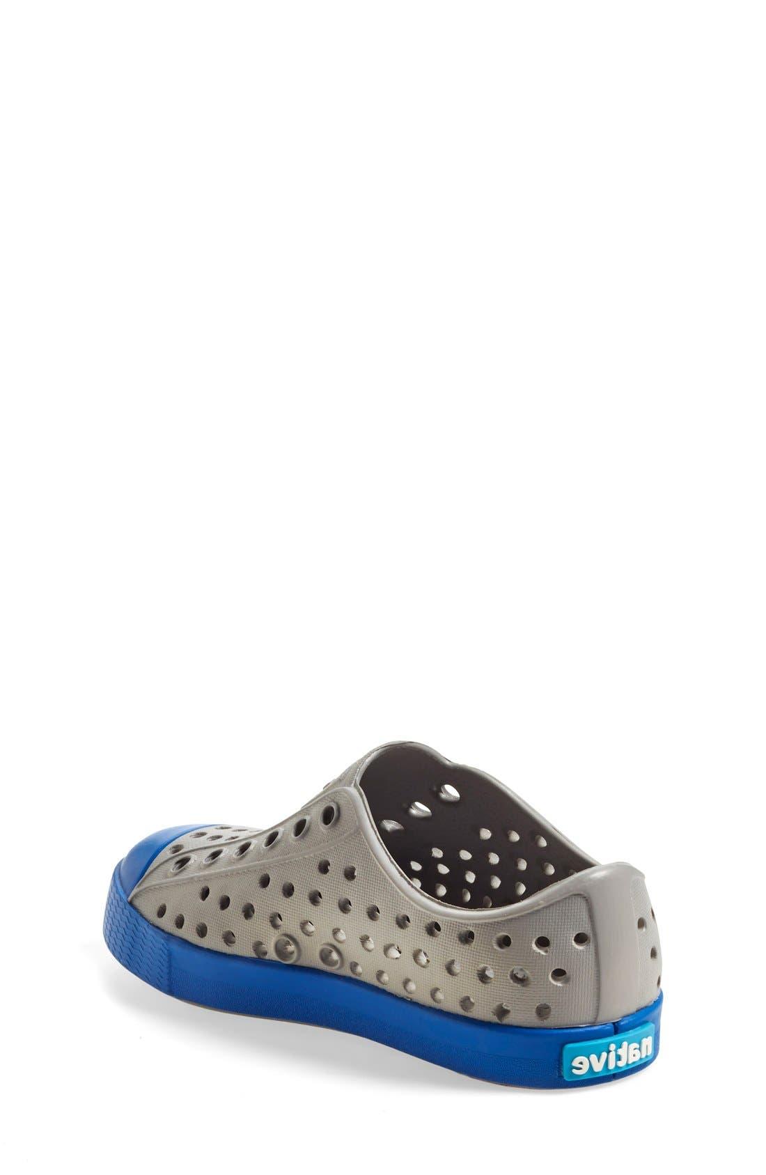 'Jefferson' Water Friendly Slip-On Sneaker,                             Alternate thumbnail 86, color,