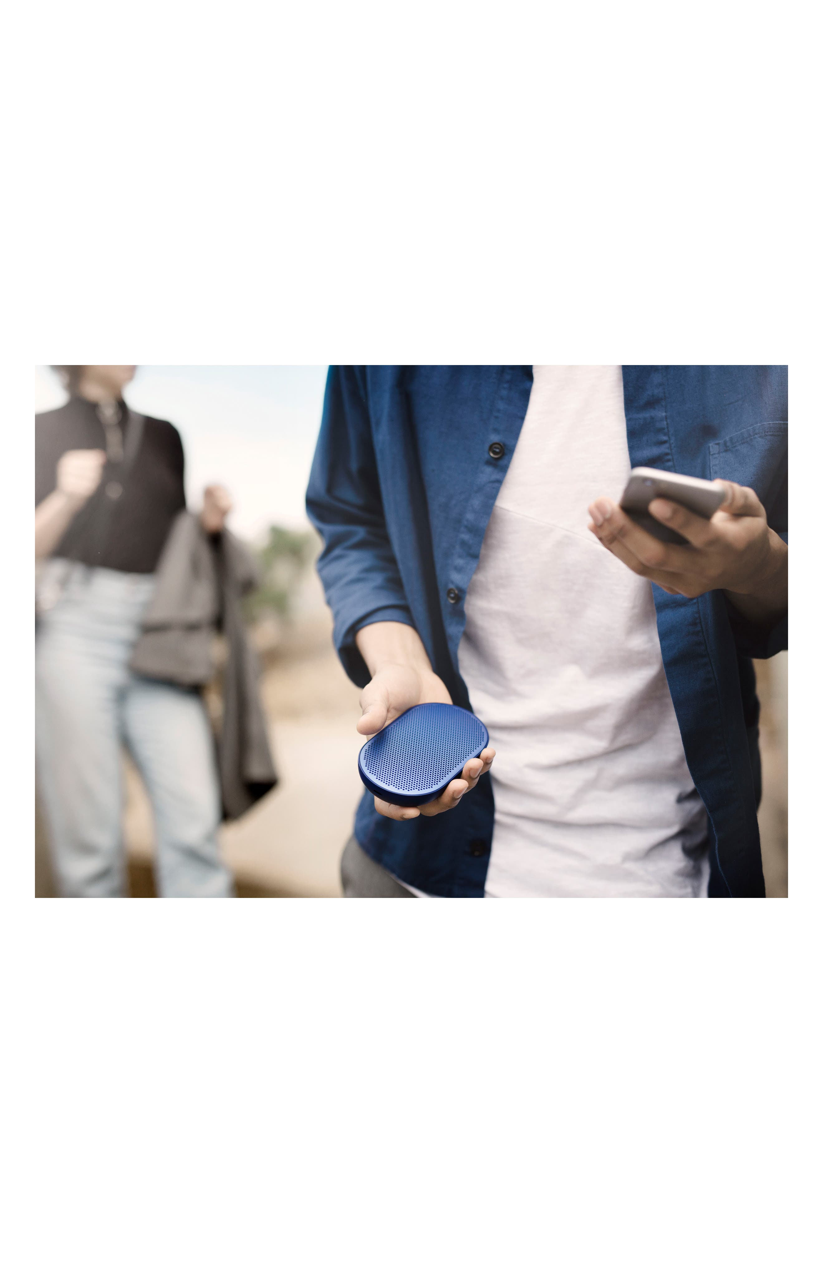 Beoplay P2 Portable Bluetooth<sup>®</sup> Speaker,                             Alternate thumbnail 6, color,                             BLUE