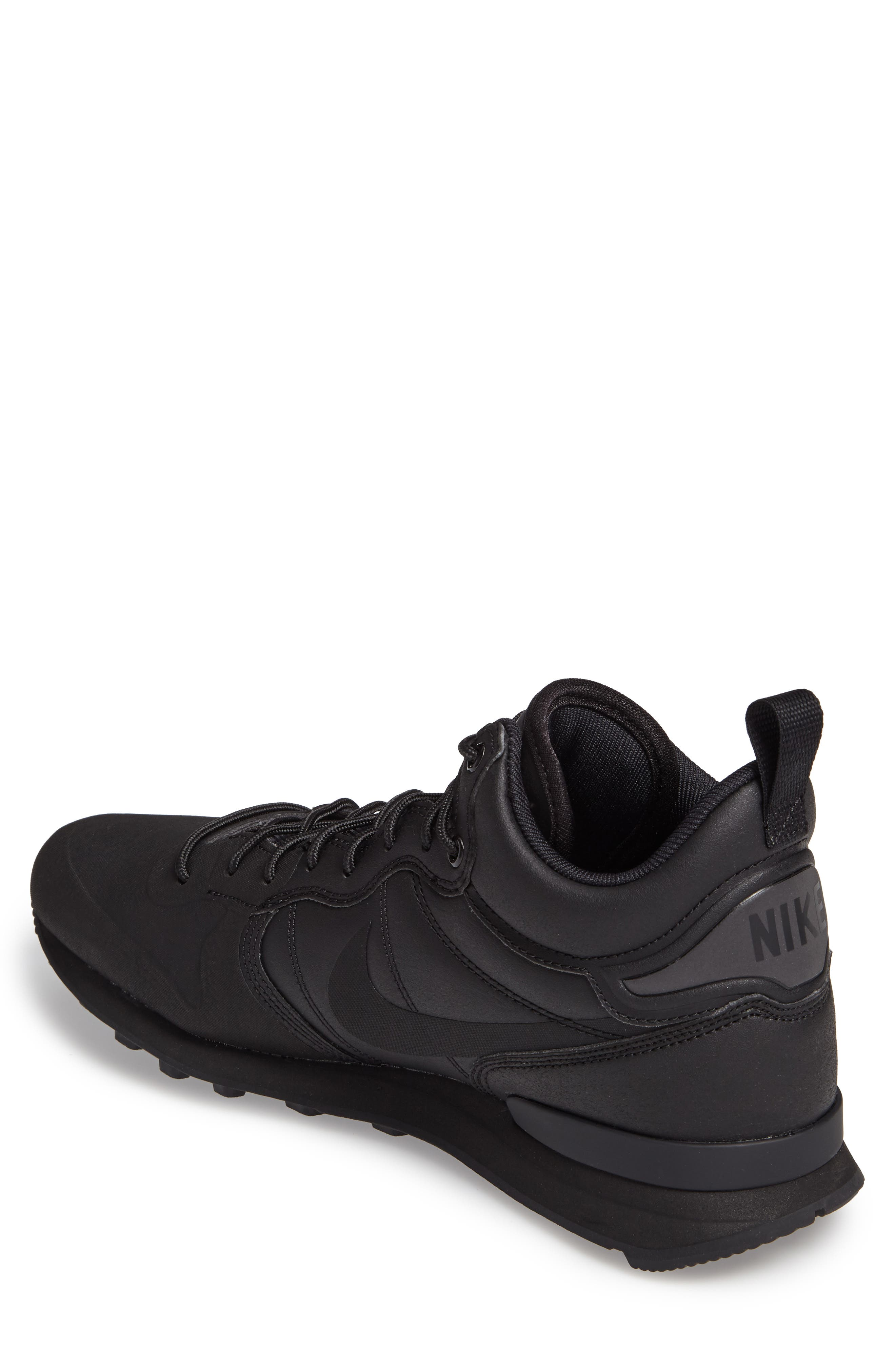 Internationalist Utility Sneaker,                             Alternate thumbnail 2, color,                             001