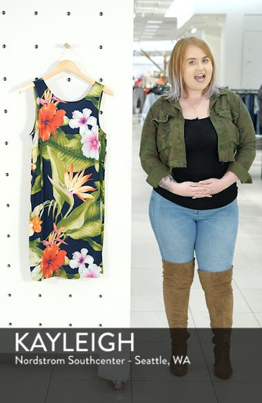 Paradise Breeze Sheath Dress, sales video thumbnail