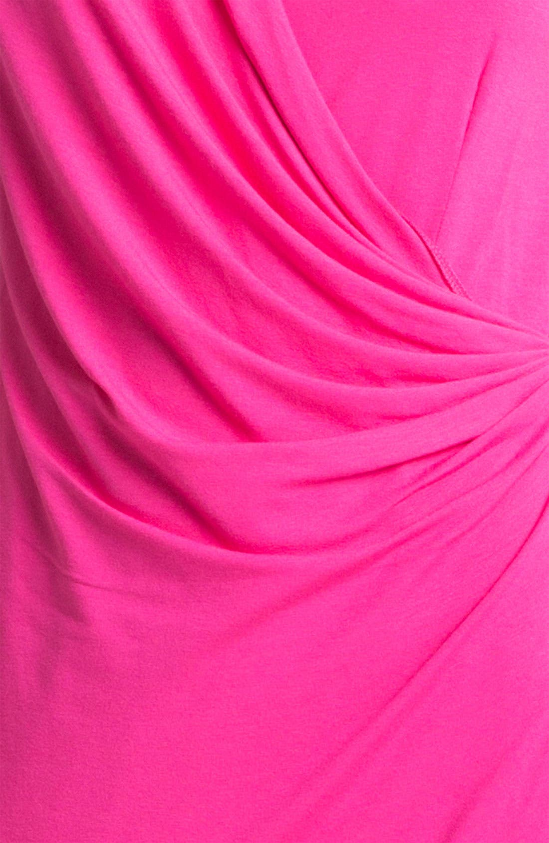 'Tambour' Side Gathered Dress,                             Alternate thumbnail 23, color,
