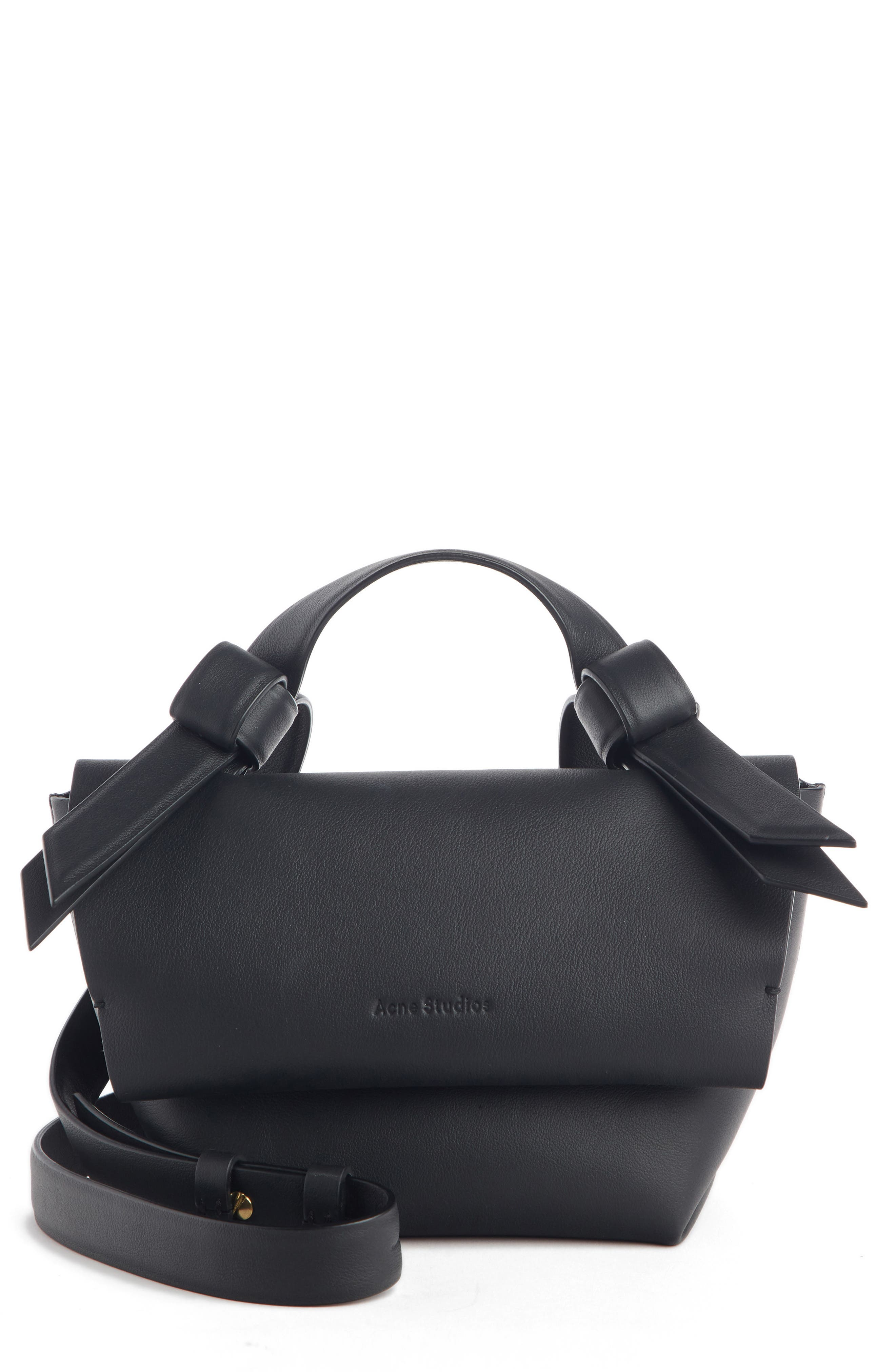 Musubi Milli Crossbody Bag,                             Main thumbnail 1, color,                             BLACK