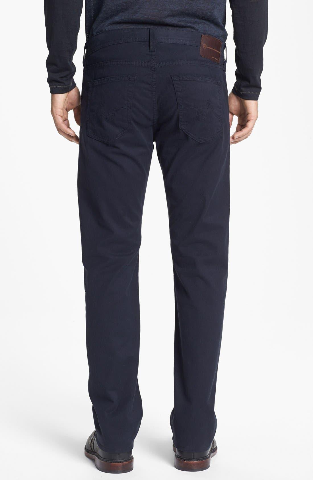 'Matchbox BES' Slim Fit Pants,                             Alternate thumbnail 208, color,