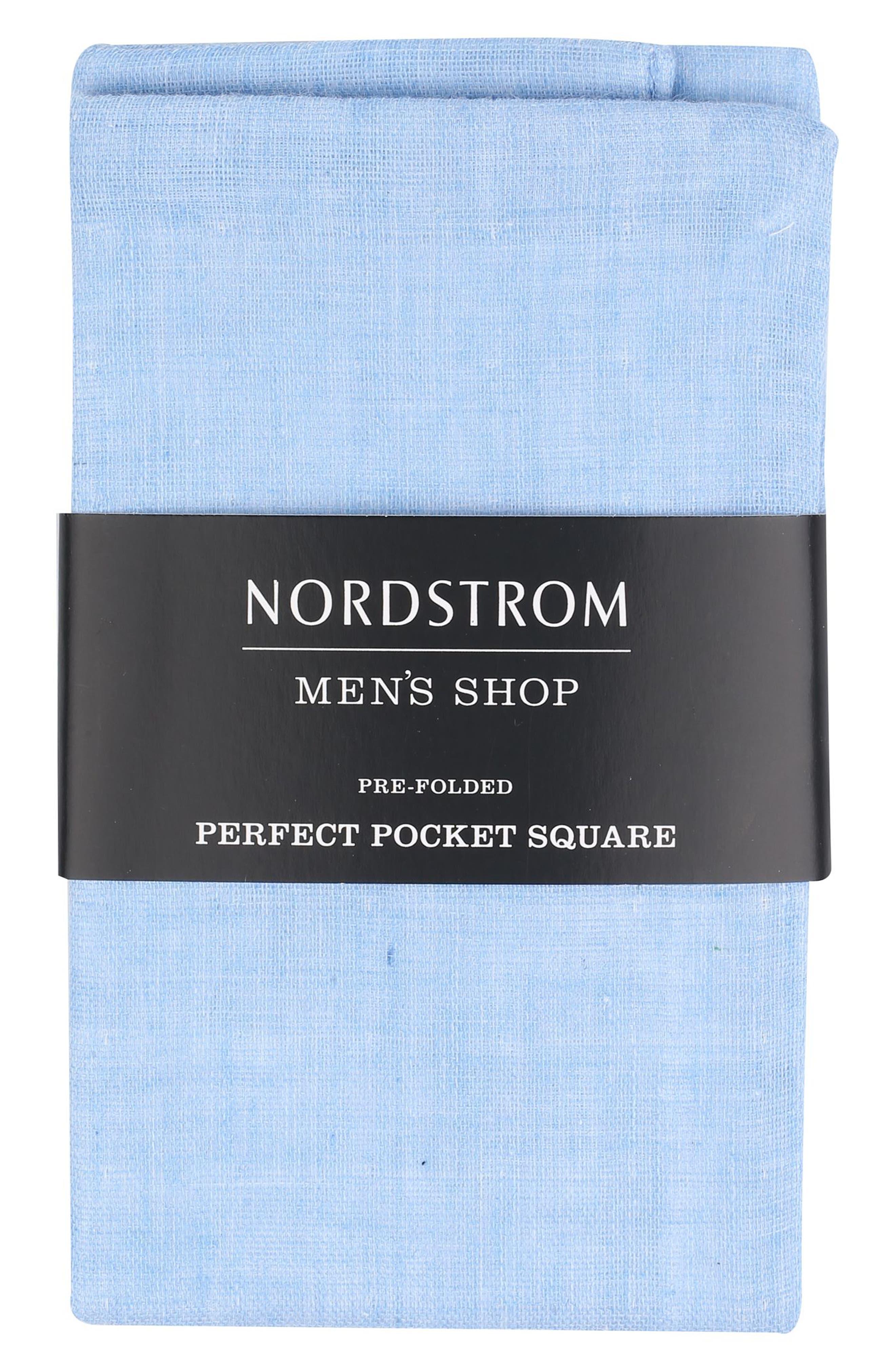 The Perfect Pre-Folded Pocket Square,                             Alternate thumbnail 116, color,