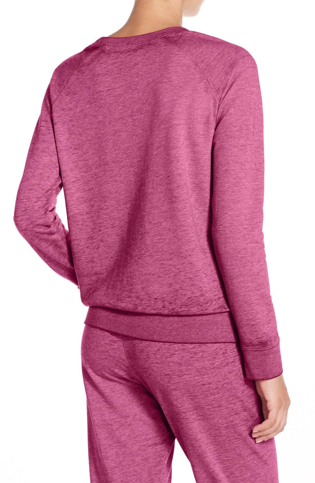 Burnout Lounge Sweatshirt,                             Alternate thumbnail 352, color,