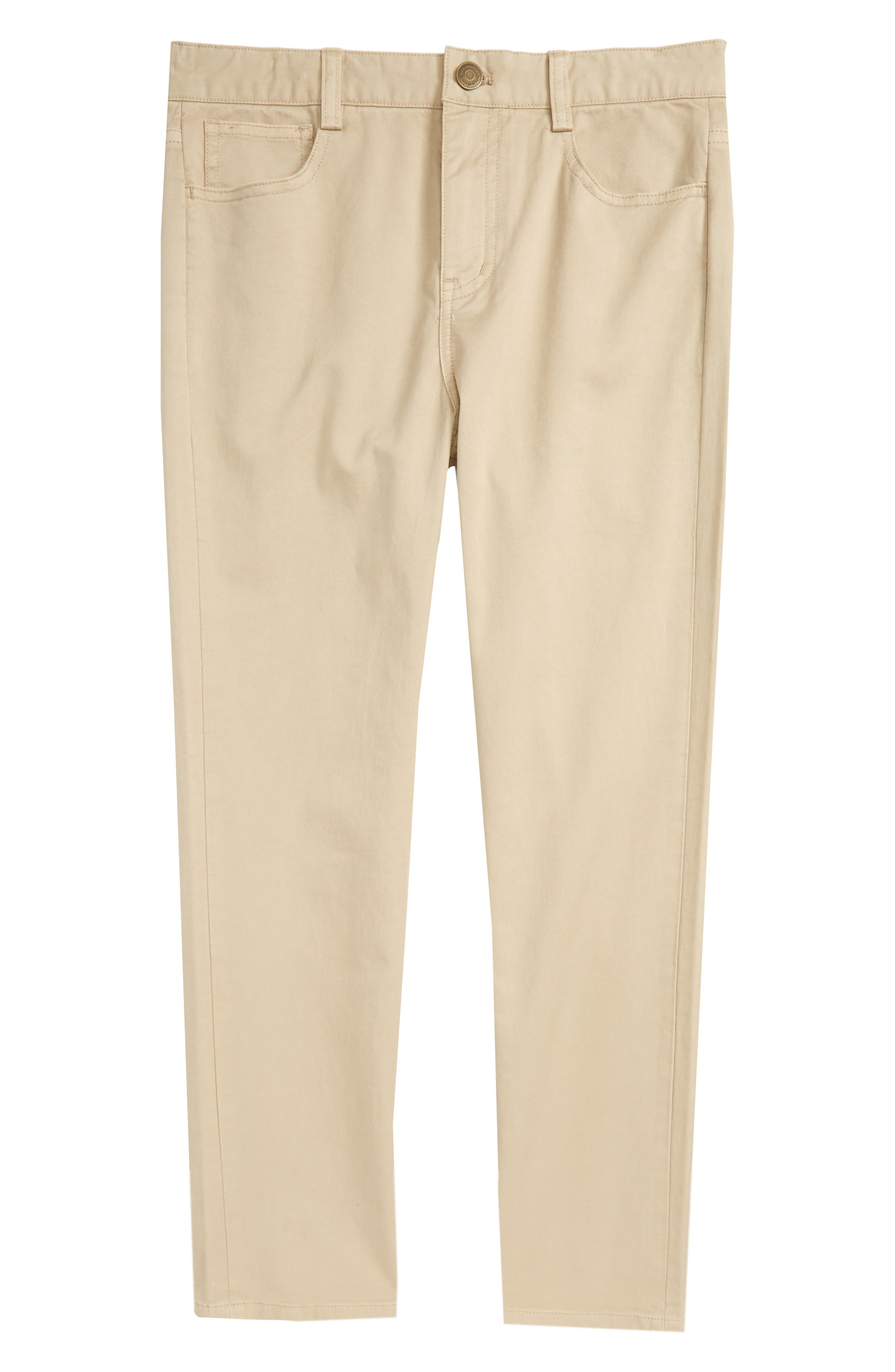 Stretch Twill Pants,                         Main,                         color, 250