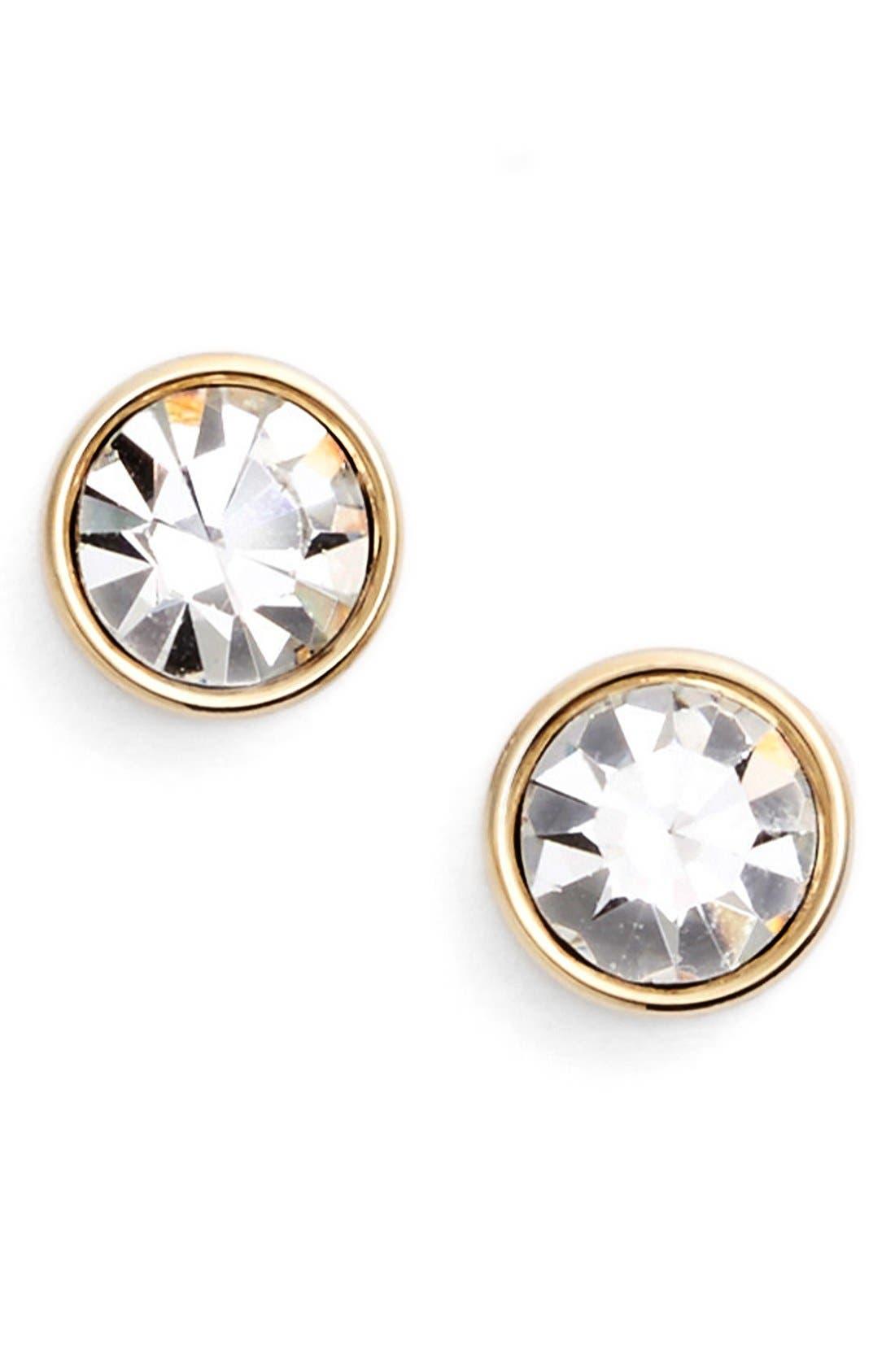 'forever' stud earrings,                             Main thumbnail 11, color,