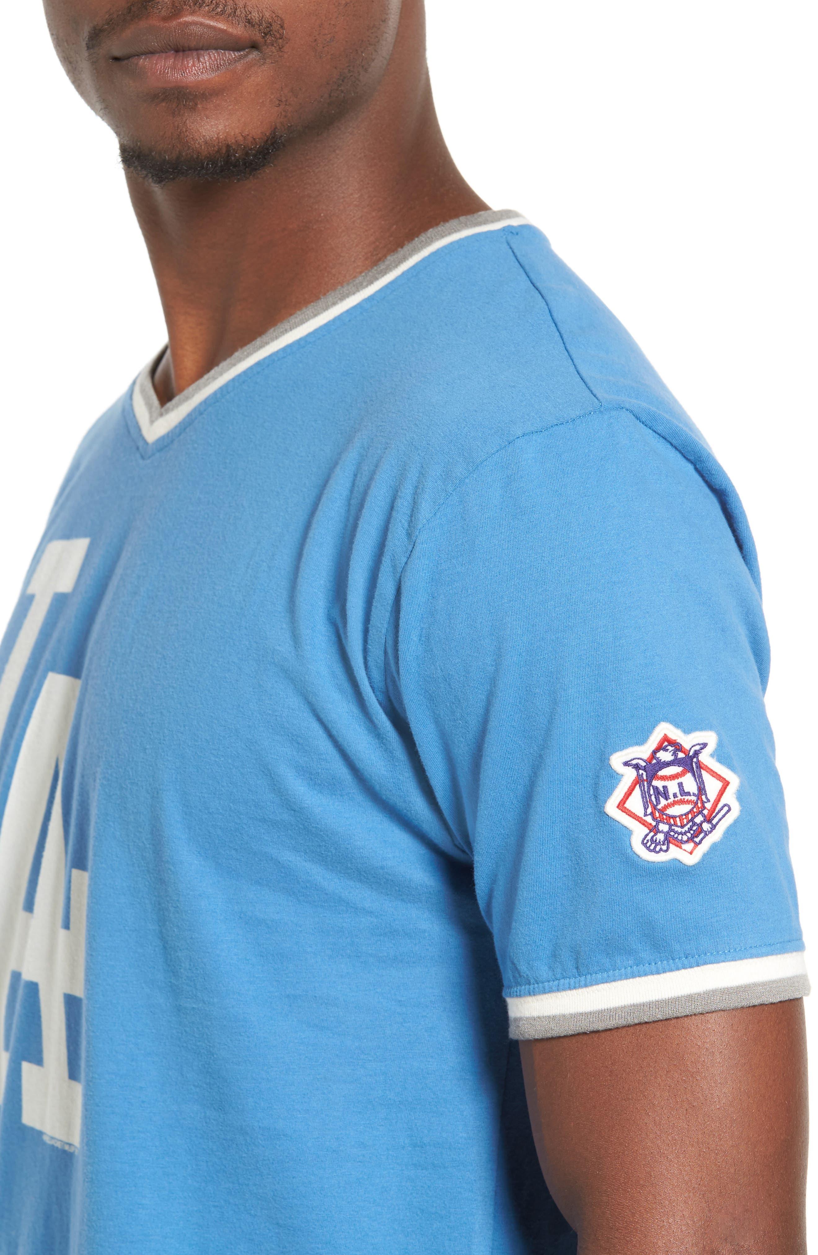 Eastwood Los Angeles Dodgers T-Shirt,                             Alternate thumbnail 4, color,                             450