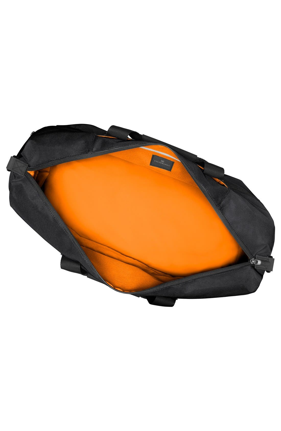 XL Duffel Bag,                             Alternate thumbnail 2, color,                             BLACK
