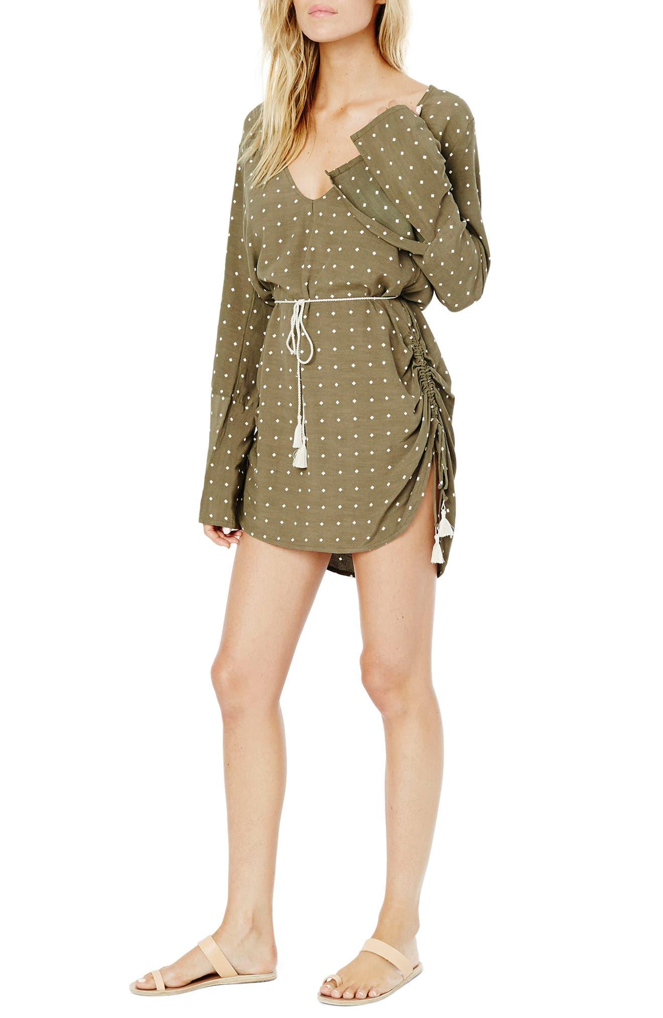 Neroli Shirtdress,                         Main,                         color, 300