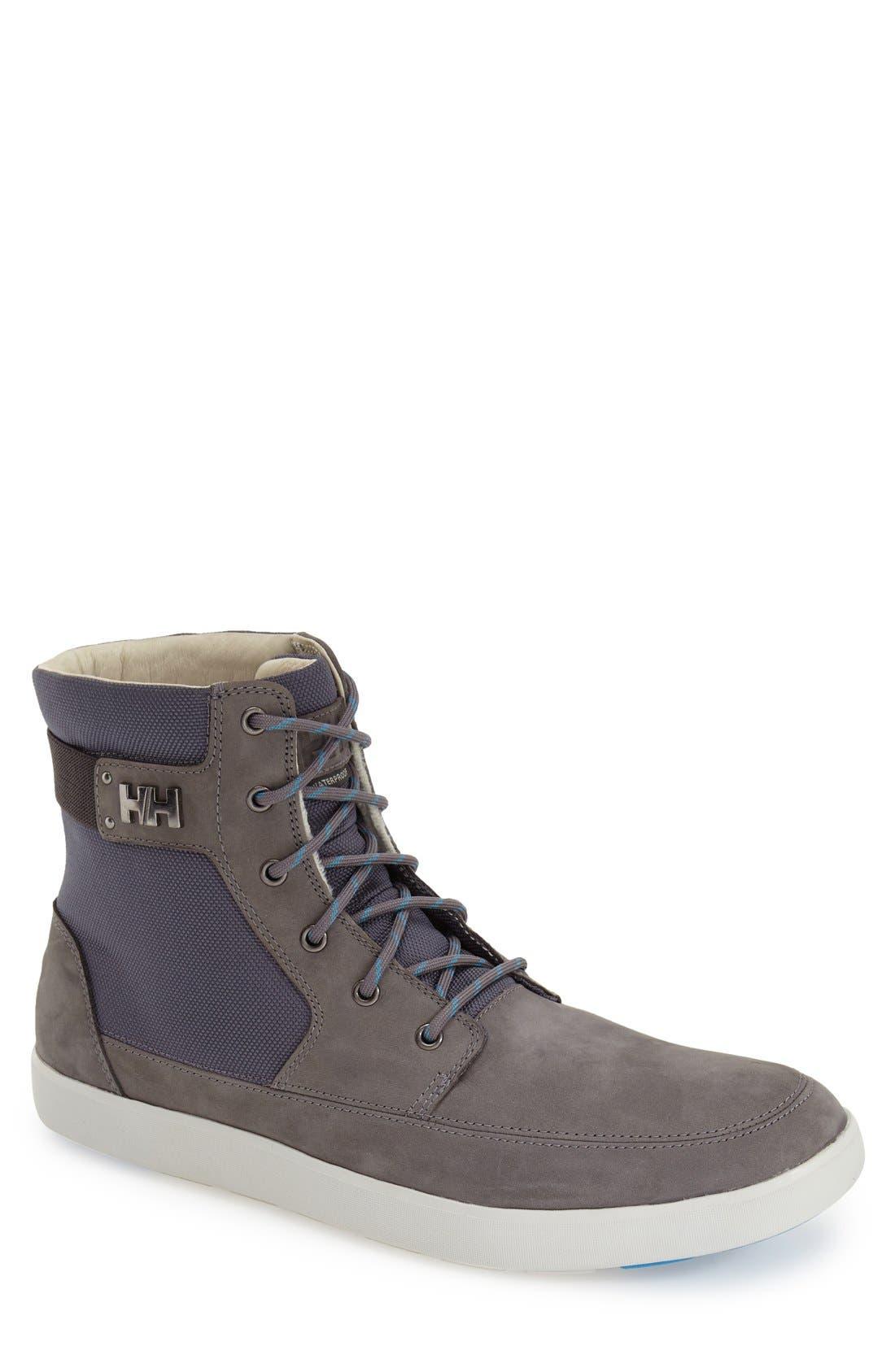 'Stockholm' Waterproof High Top Sneaker,                             Main thumbnail 2, color,