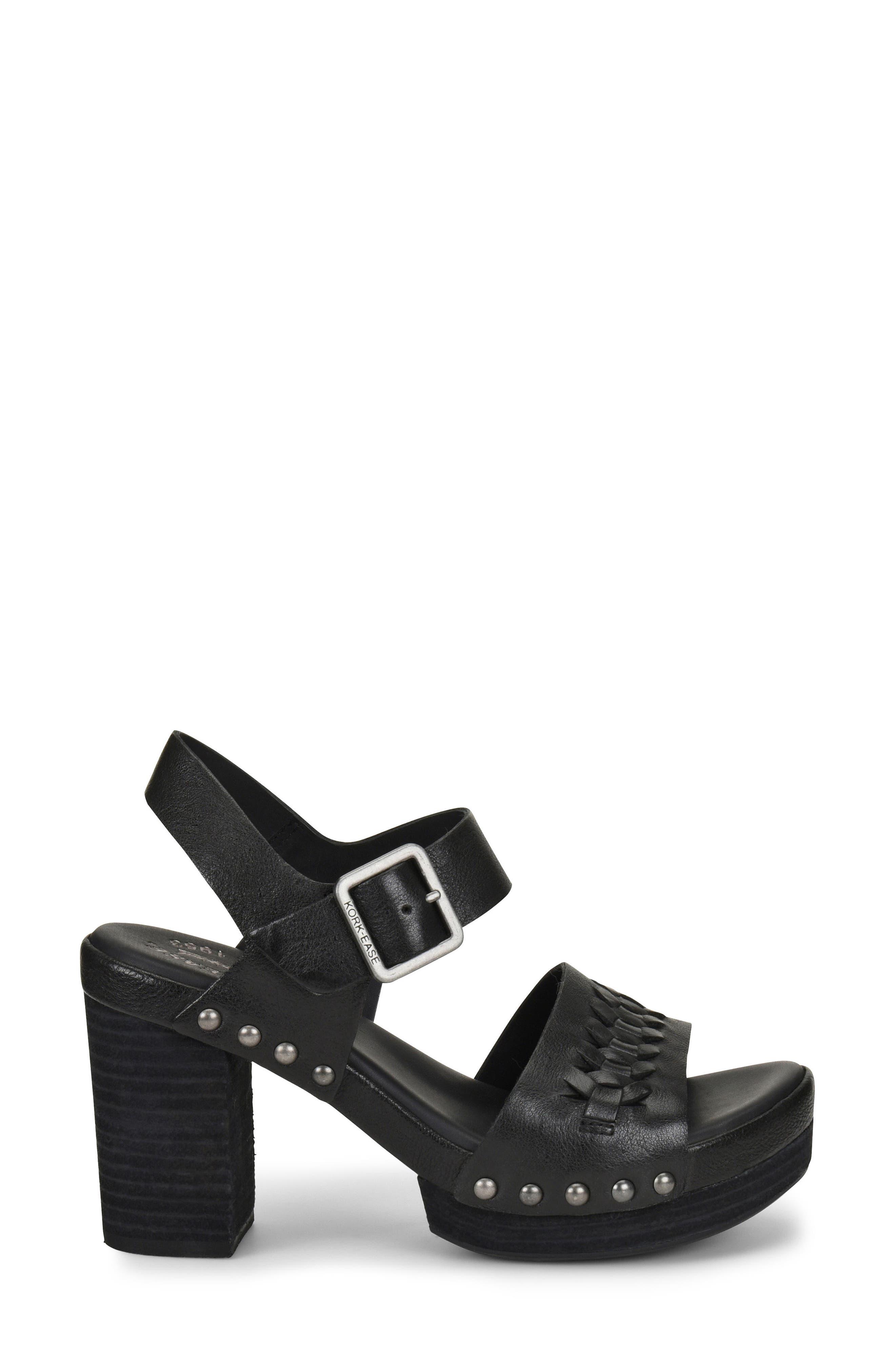 Pasilla Platform Sandal,                             Alternate thumbnail 9, color,