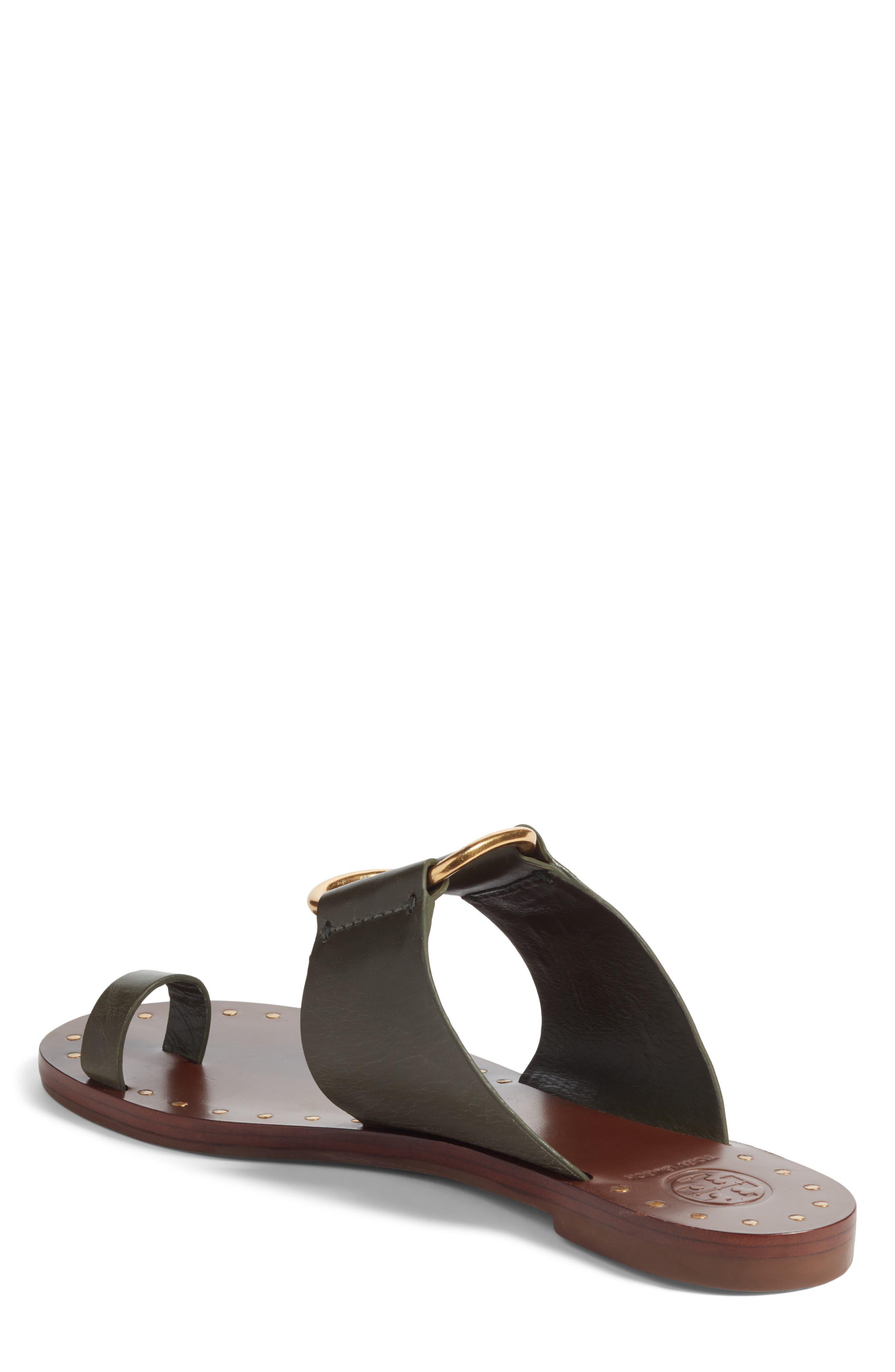 Brannan Studded Sandal,                             Alternate thumbnail 2, color,                             LECCIO