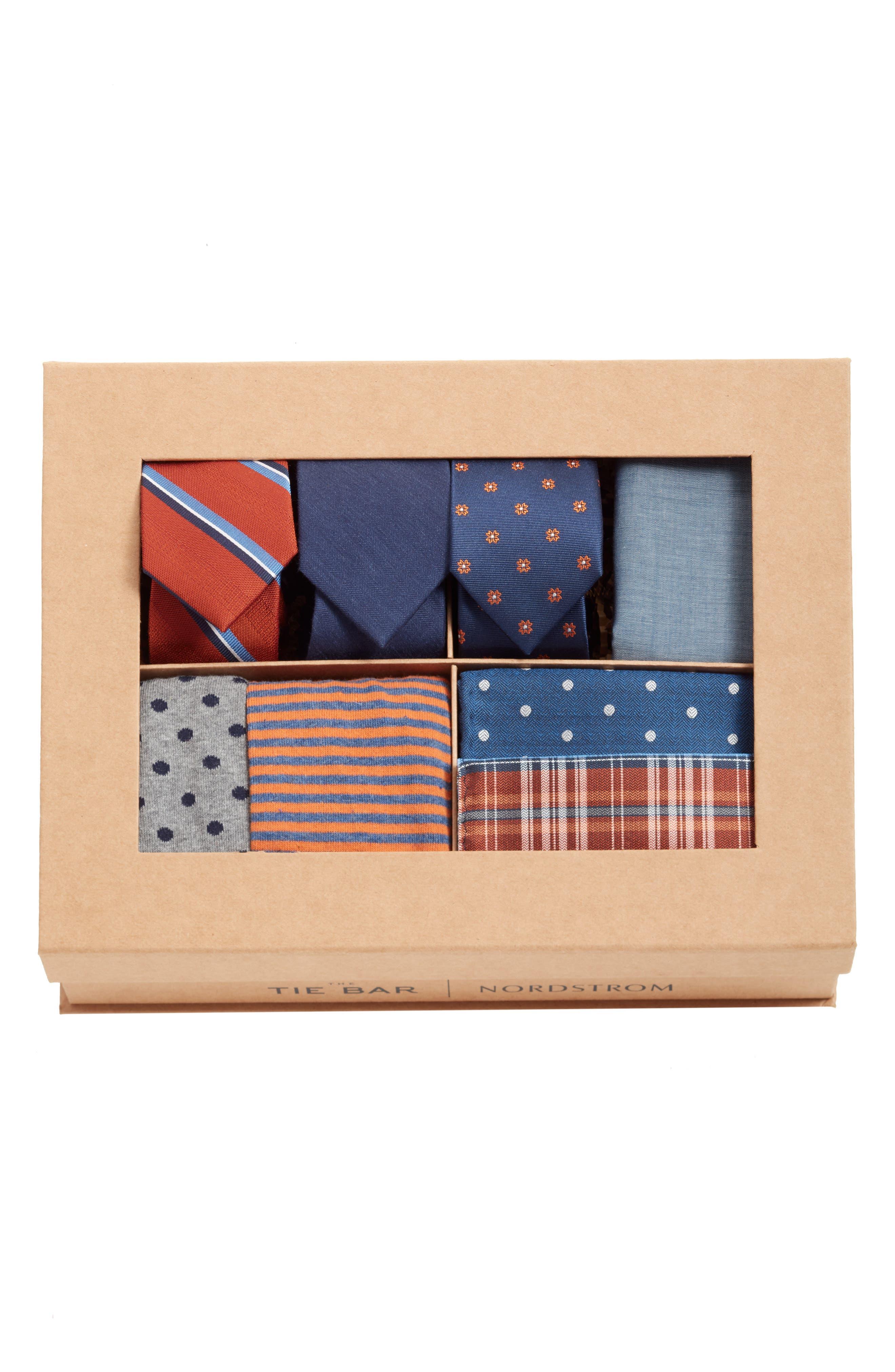 Large Orange Style Box,                             Alternate thumbnail 2, color,                             ORANGE