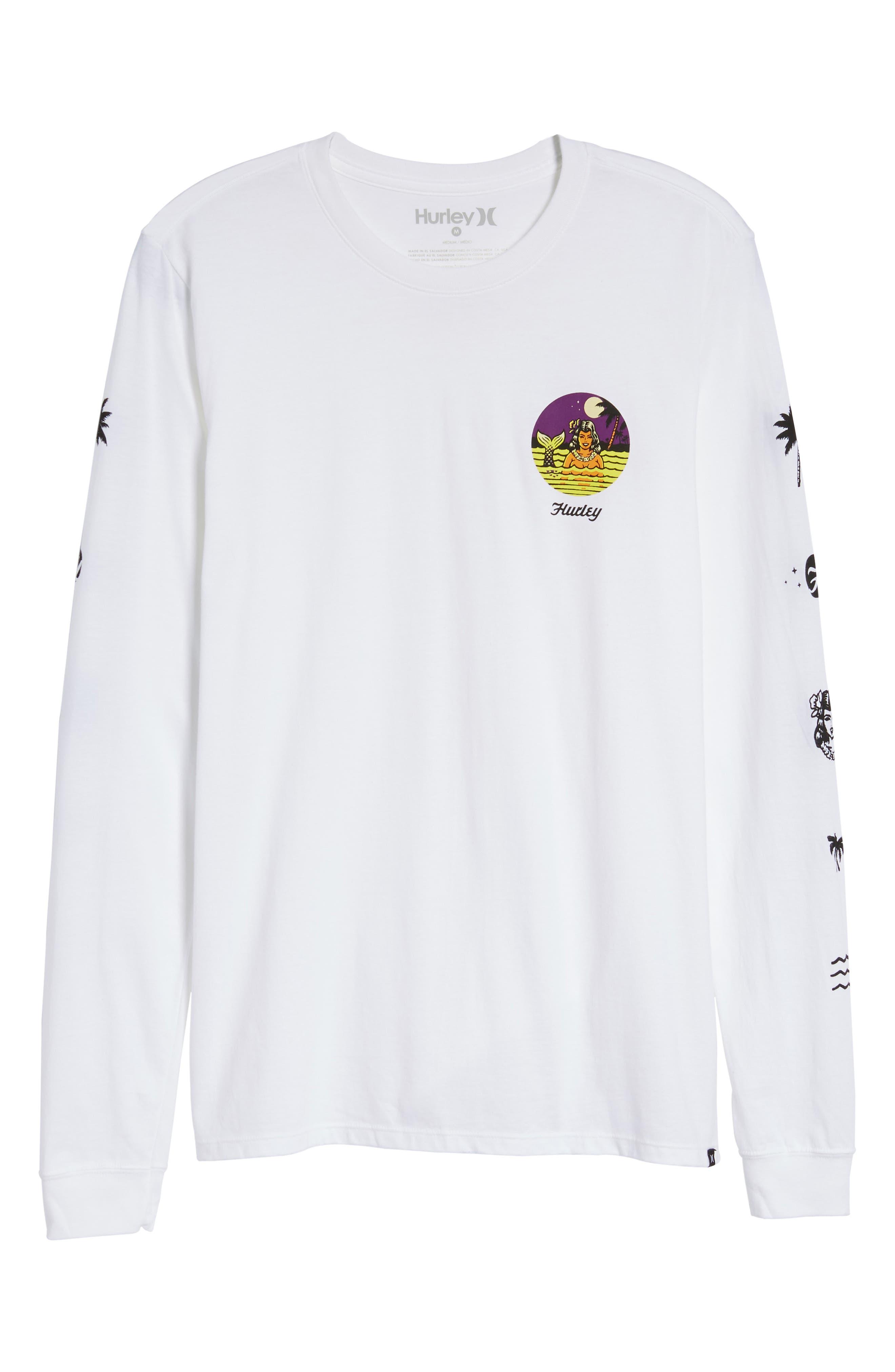 Sirena T-Shirt,                             Alternate thumbnail 12, color,