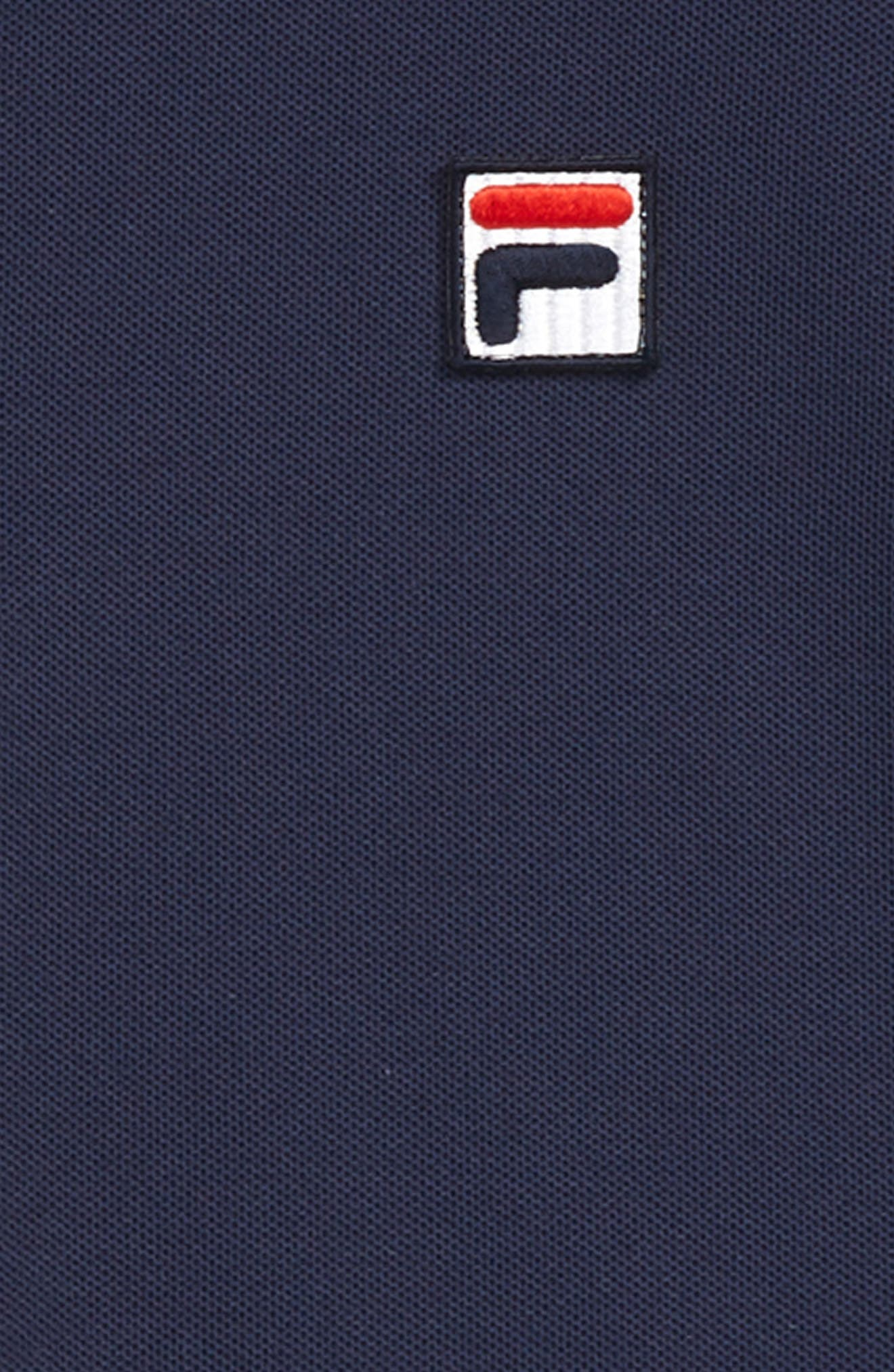 Colorblock Cotton Piqué Polo,                             Alternate thumbnail 2, color,                             410