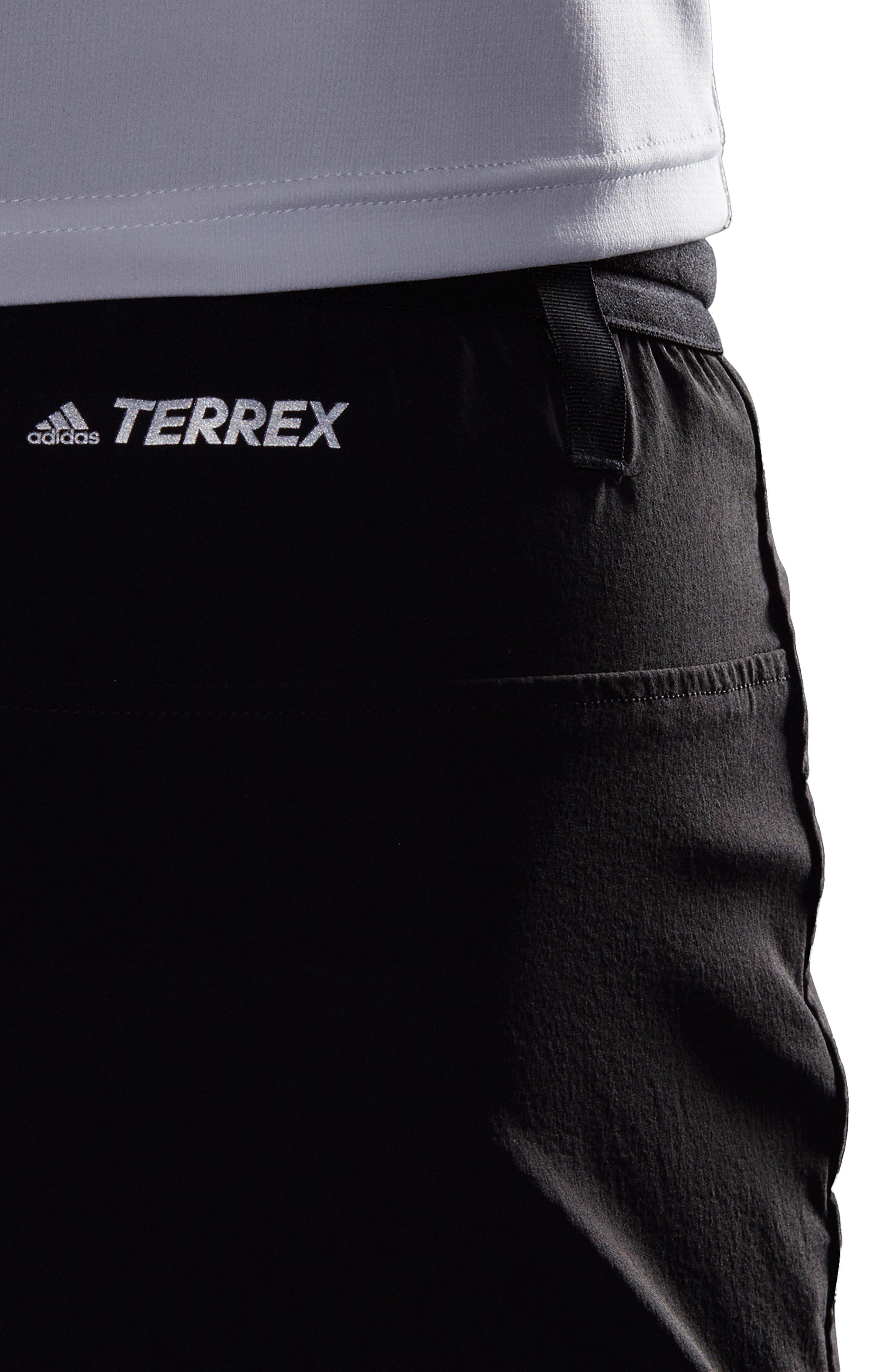 Terrex Multi Pants,                             Alternate thumbnail 4, color,                             BLACK