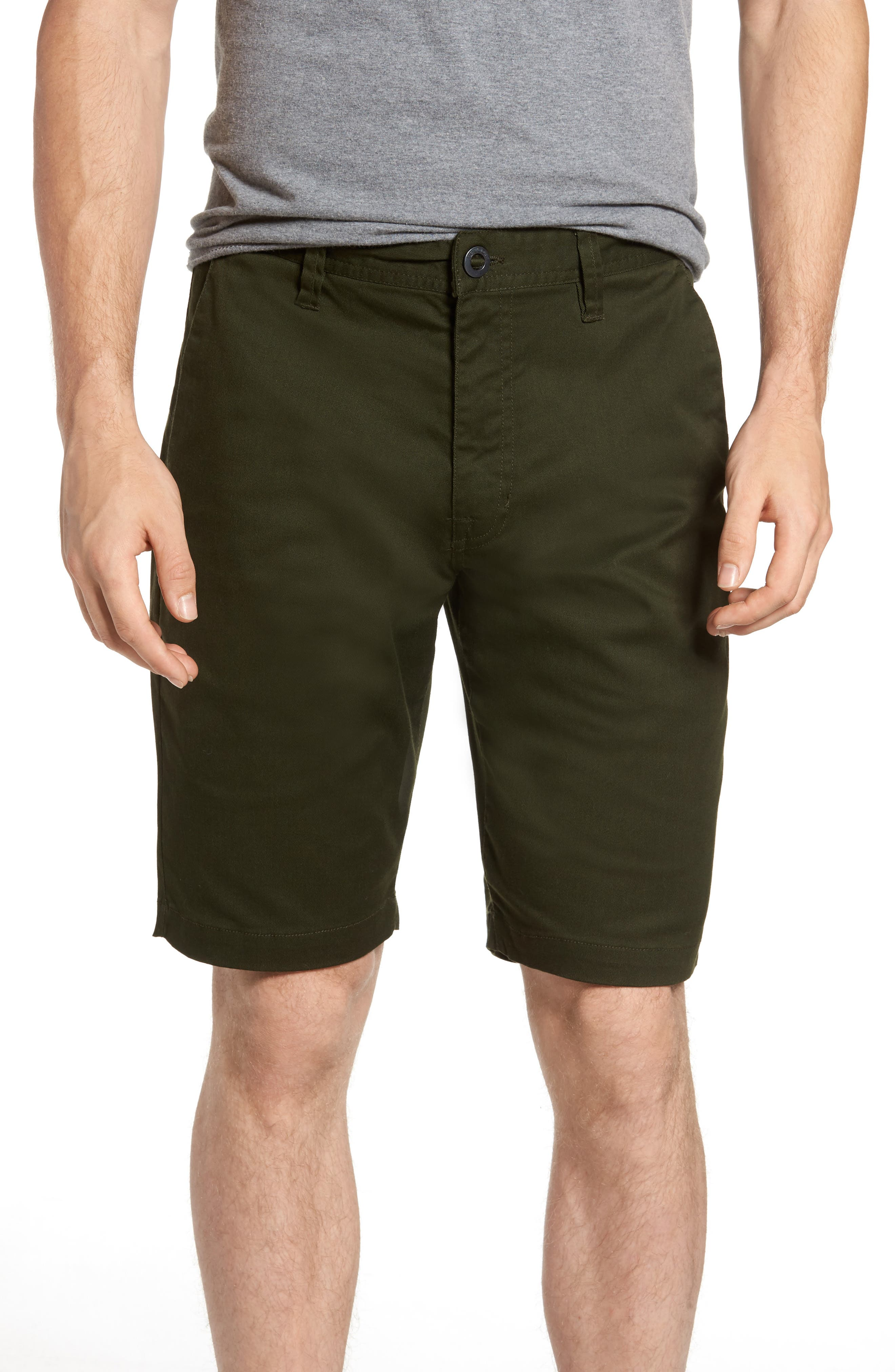 'Modern' Stretch Chino Shorts,                         Main,                         color,