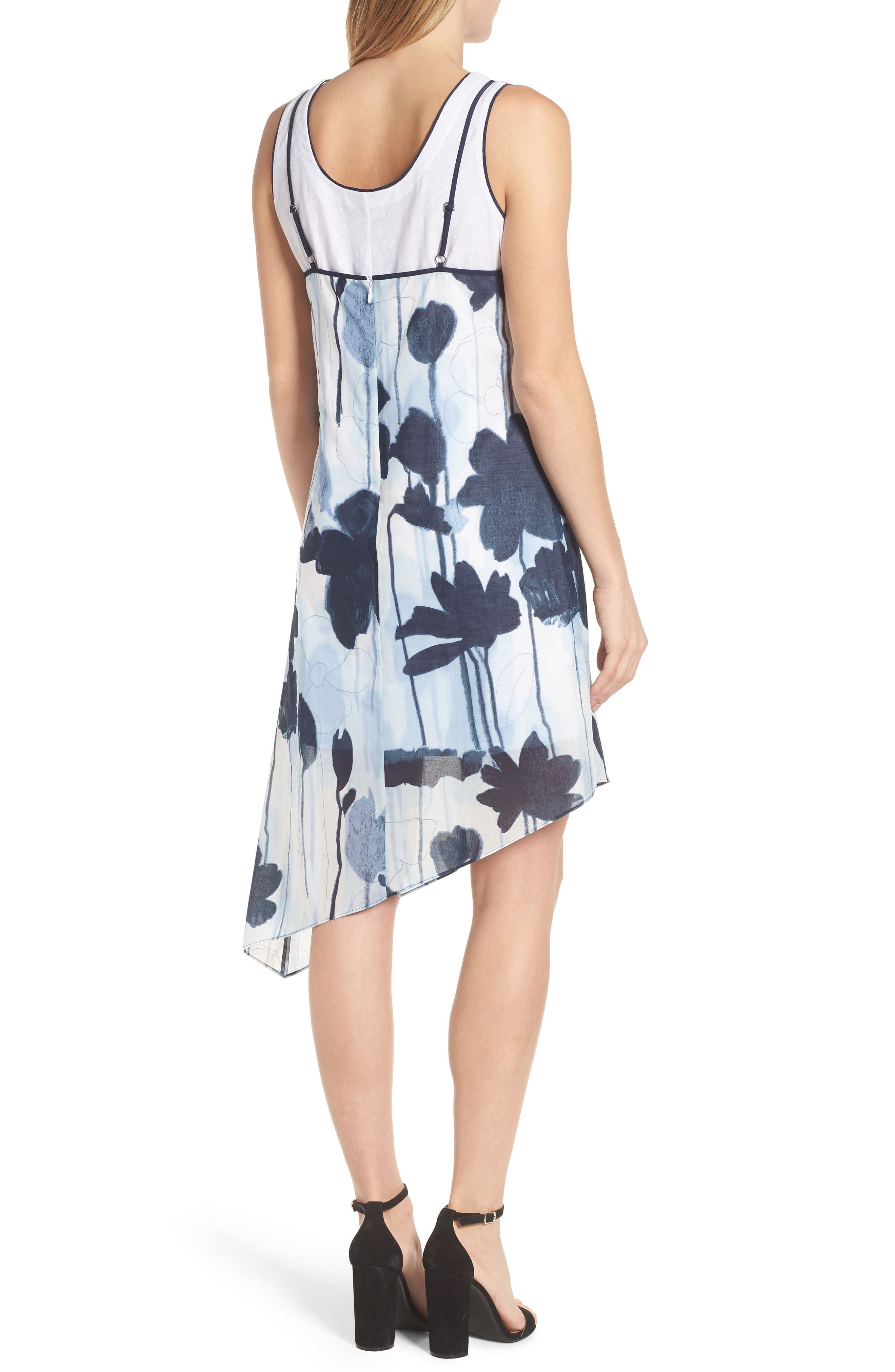 Two Layer Dress,                             Alternate thumbnail 2, color,                             483