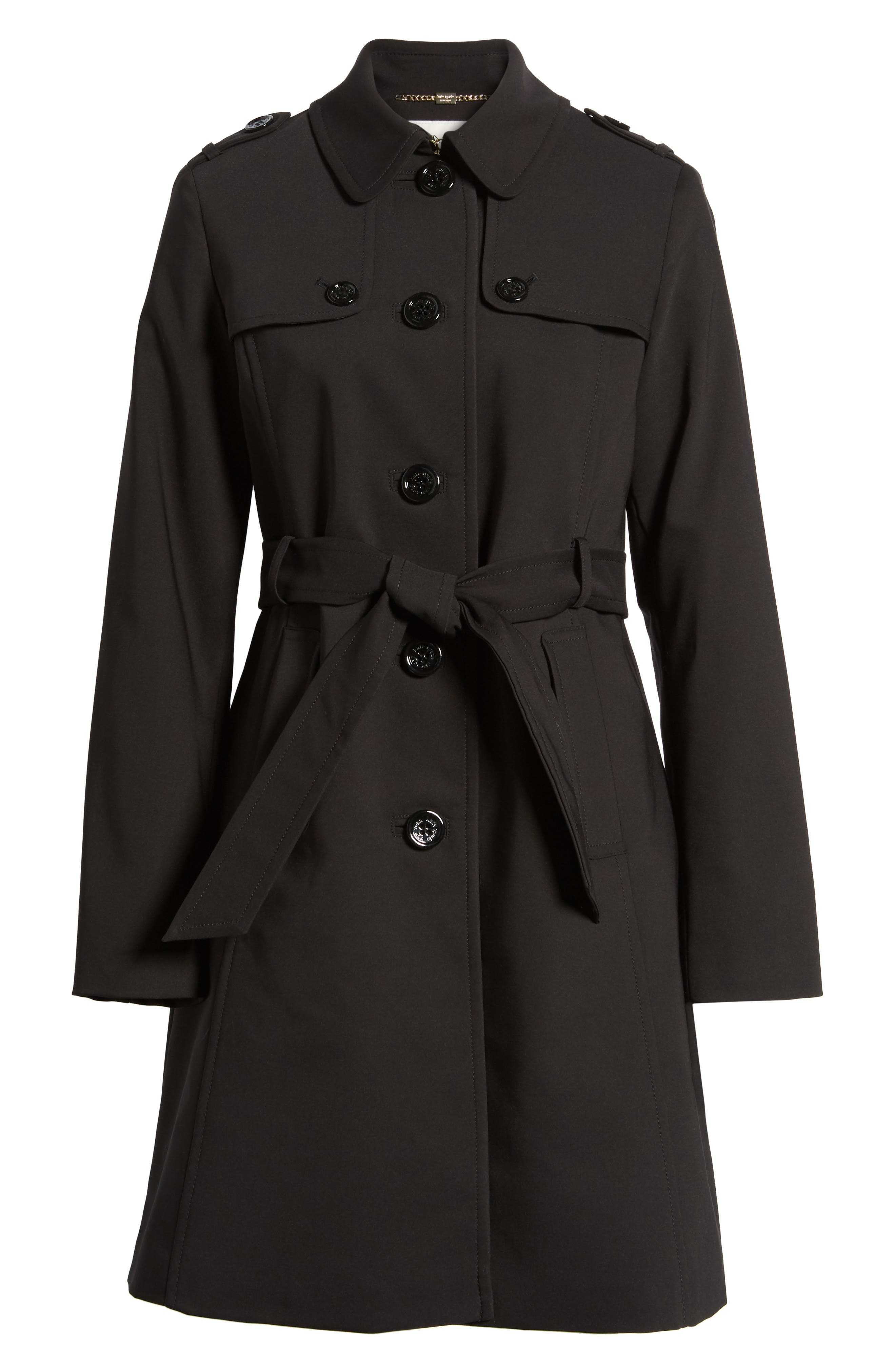 3-in-1 trench coat,                             Alternate thumbnail 5, color,                             001