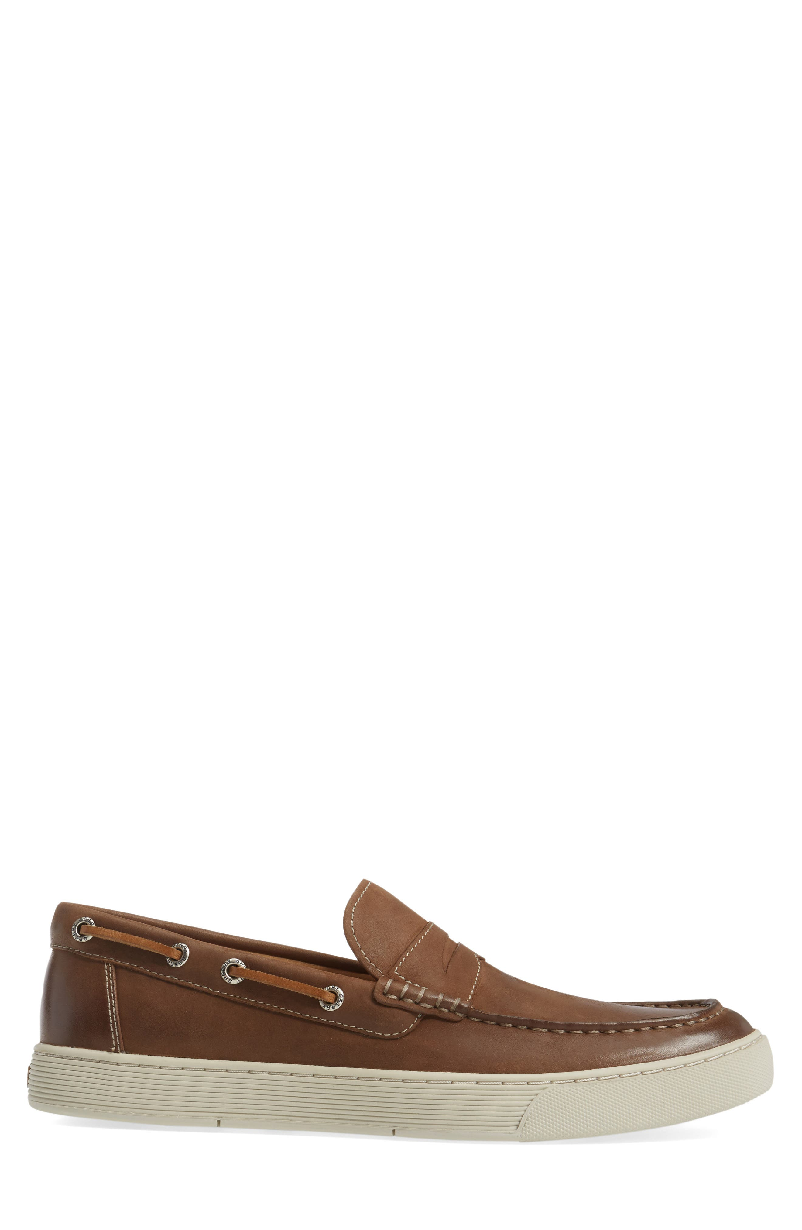Gold Cup Penny Loafer,                             Alternate thumbnail 6, color,