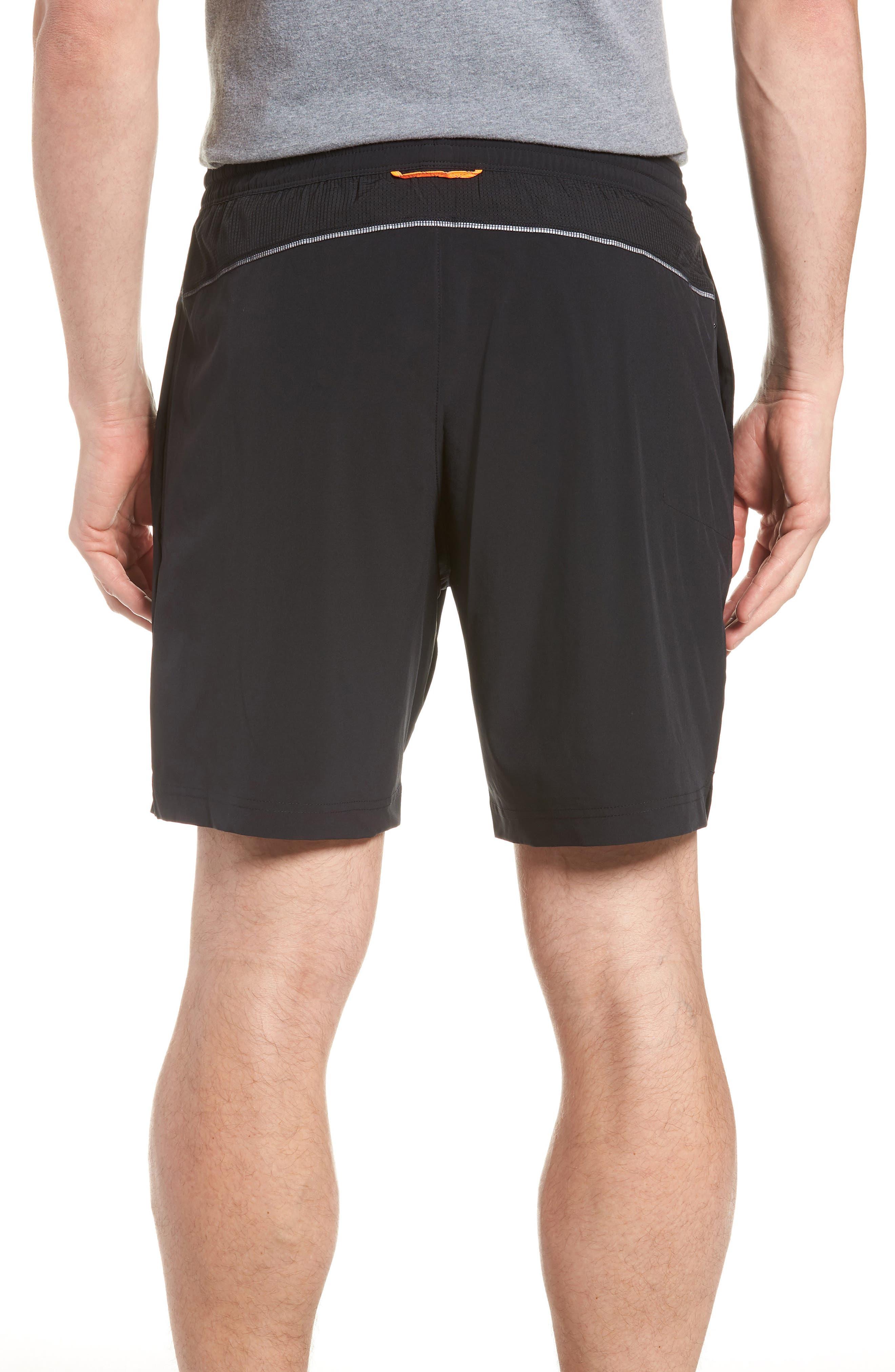 Stretch Shorts,                             Alternate thumbnail 2, color,                             001